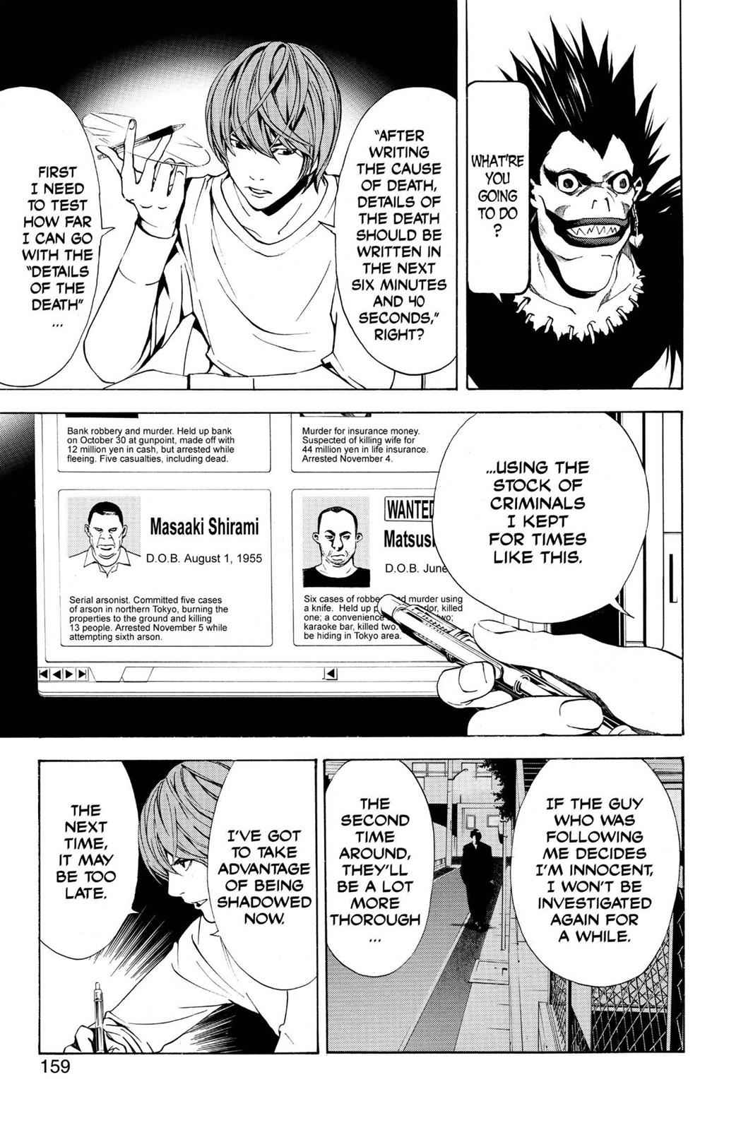 Death Note Chapter 6 Page 9