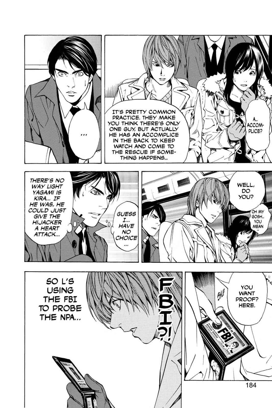 Death Note Chapter 7 Page 10