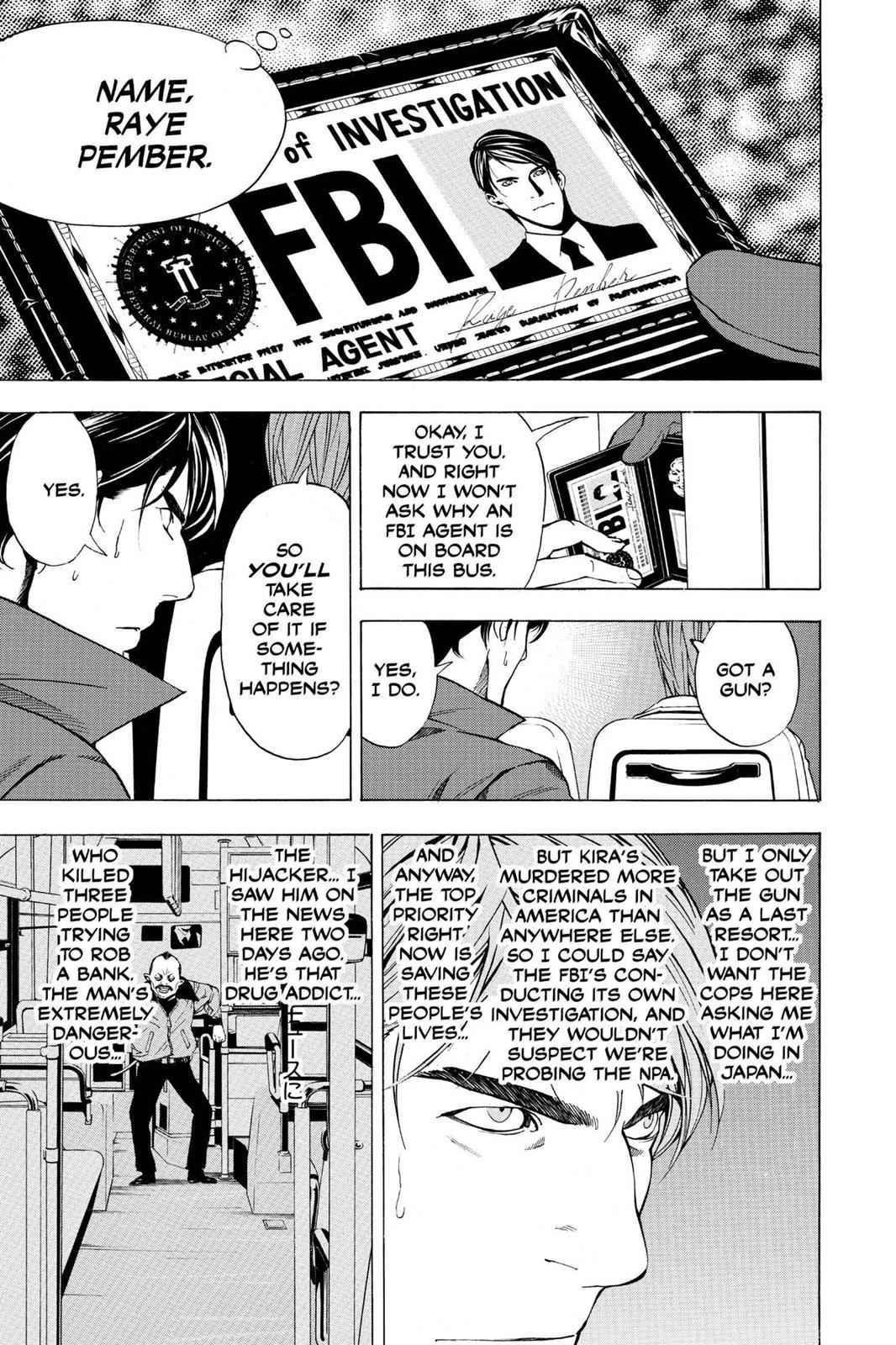 Death Note Chapter 7 Page 11
