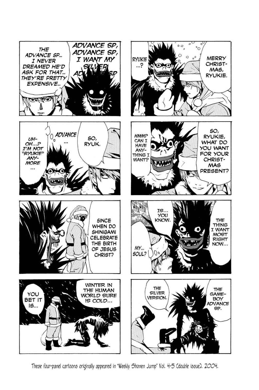 Death Note Chapter 7 Page 21