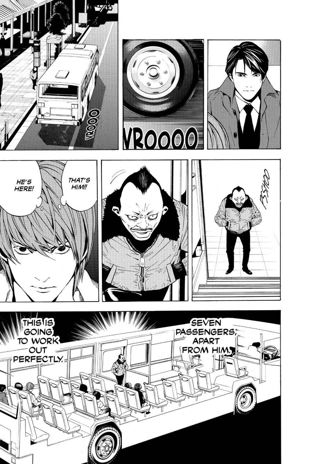 Death Note Chapter 7 Page 5