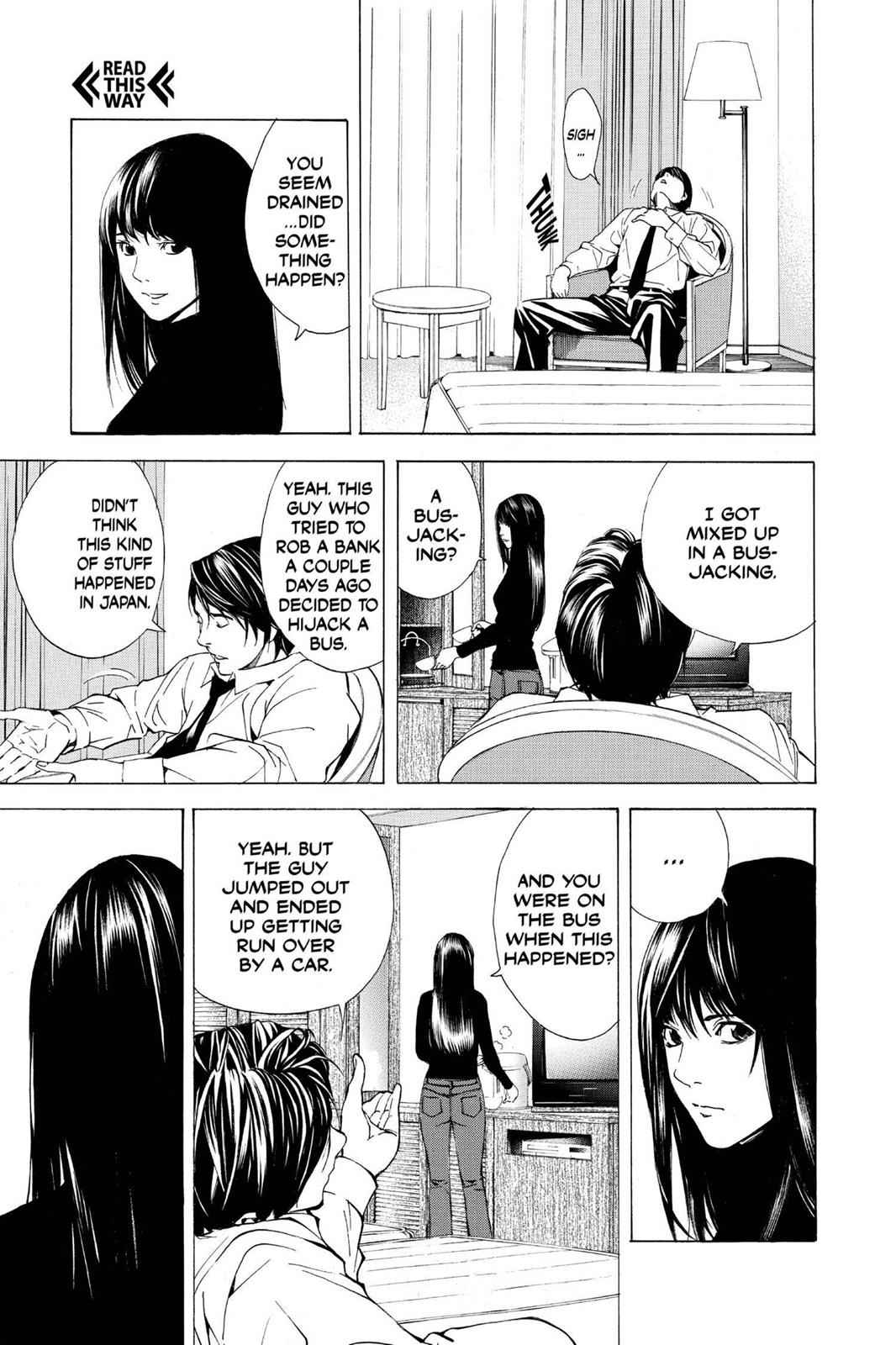 Death Note Chapter 8 Page 12