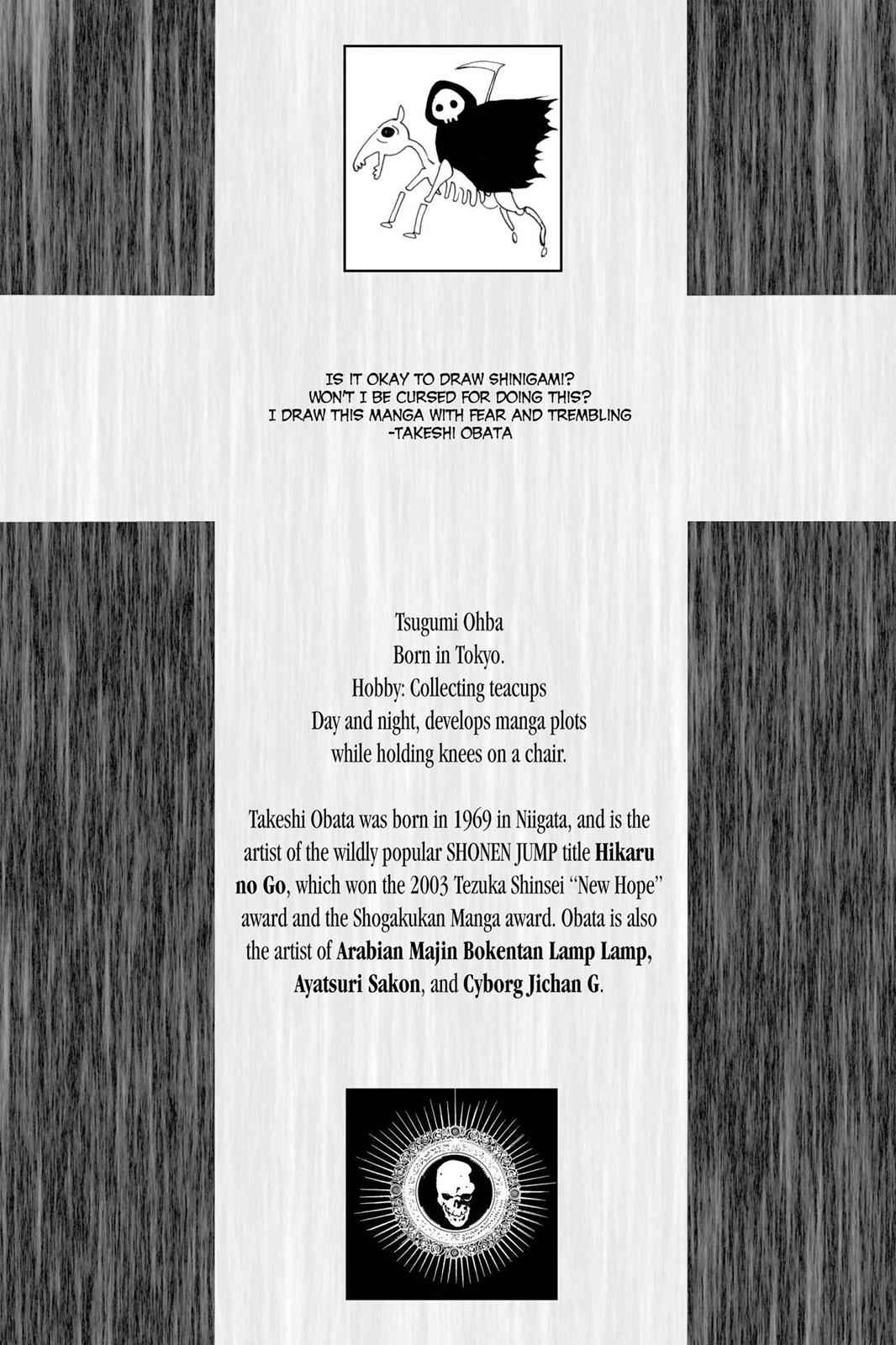 Death Note Chapter 8 Page 2