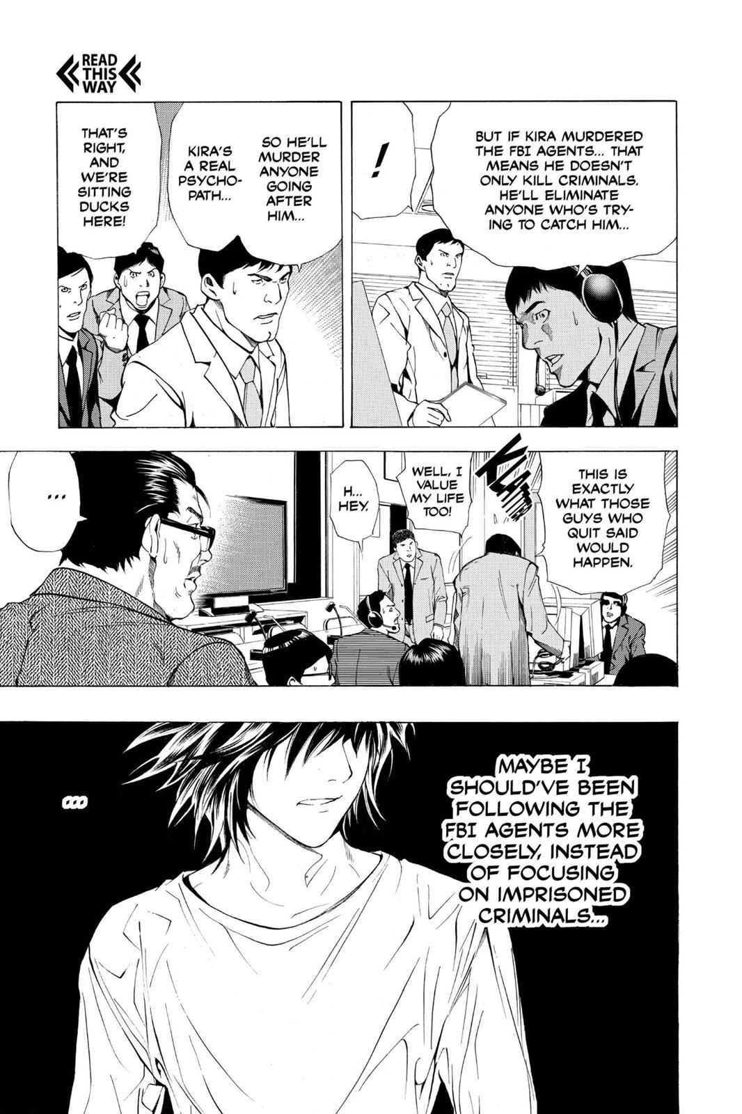 Death Note Chapter 8 Page 24