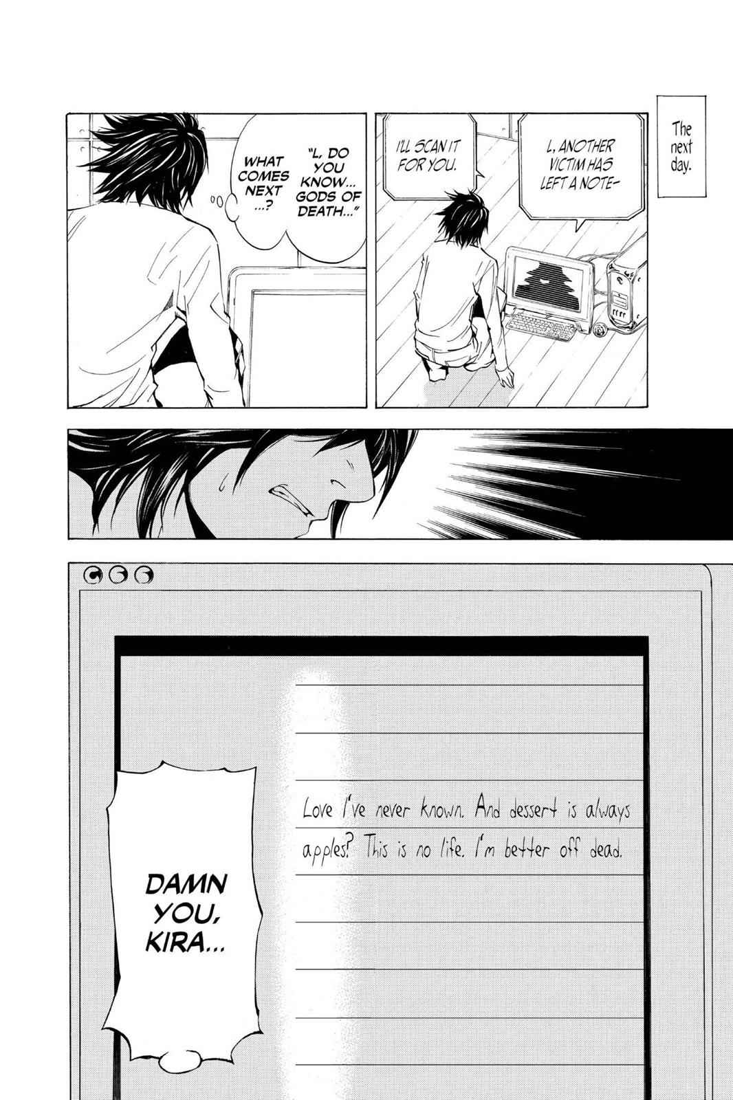 Death Note Chapter 8 Page 25