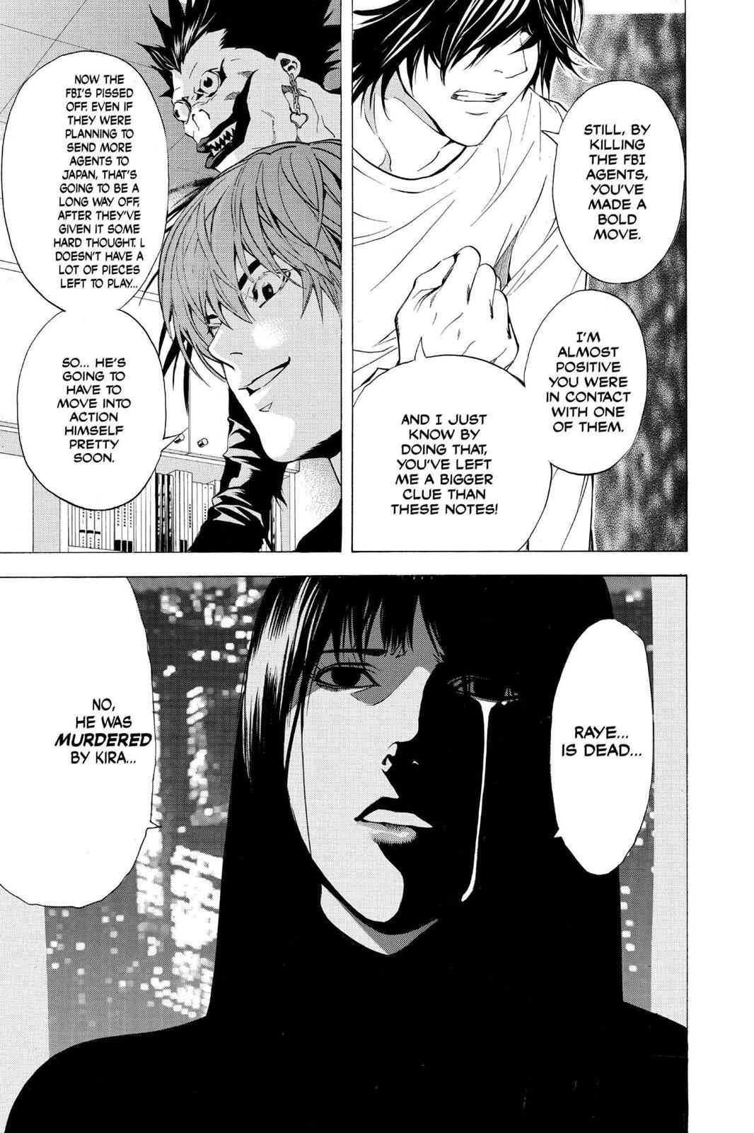 Death Note Chapter 8 Page 26
