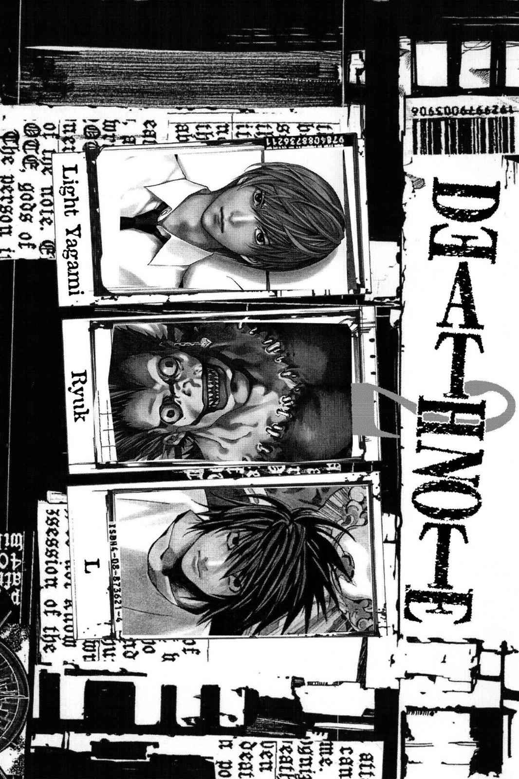 Death Note Chapter 8 Page 5