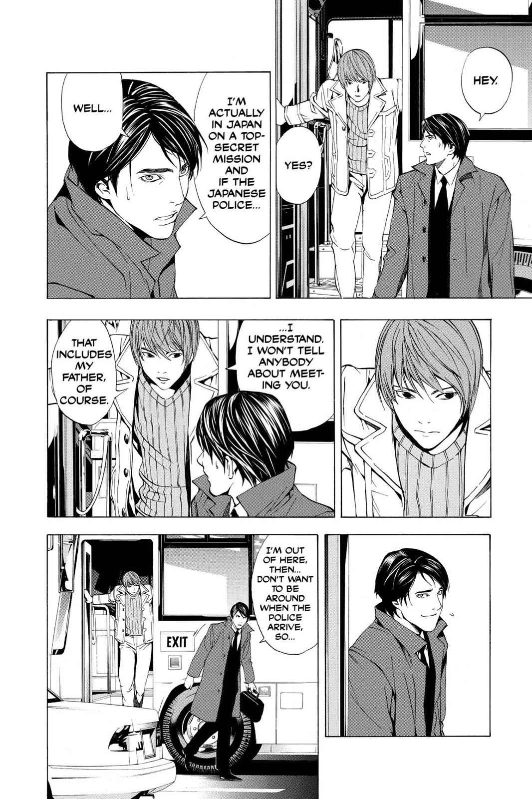 Death Note Chapter 8 Page 9