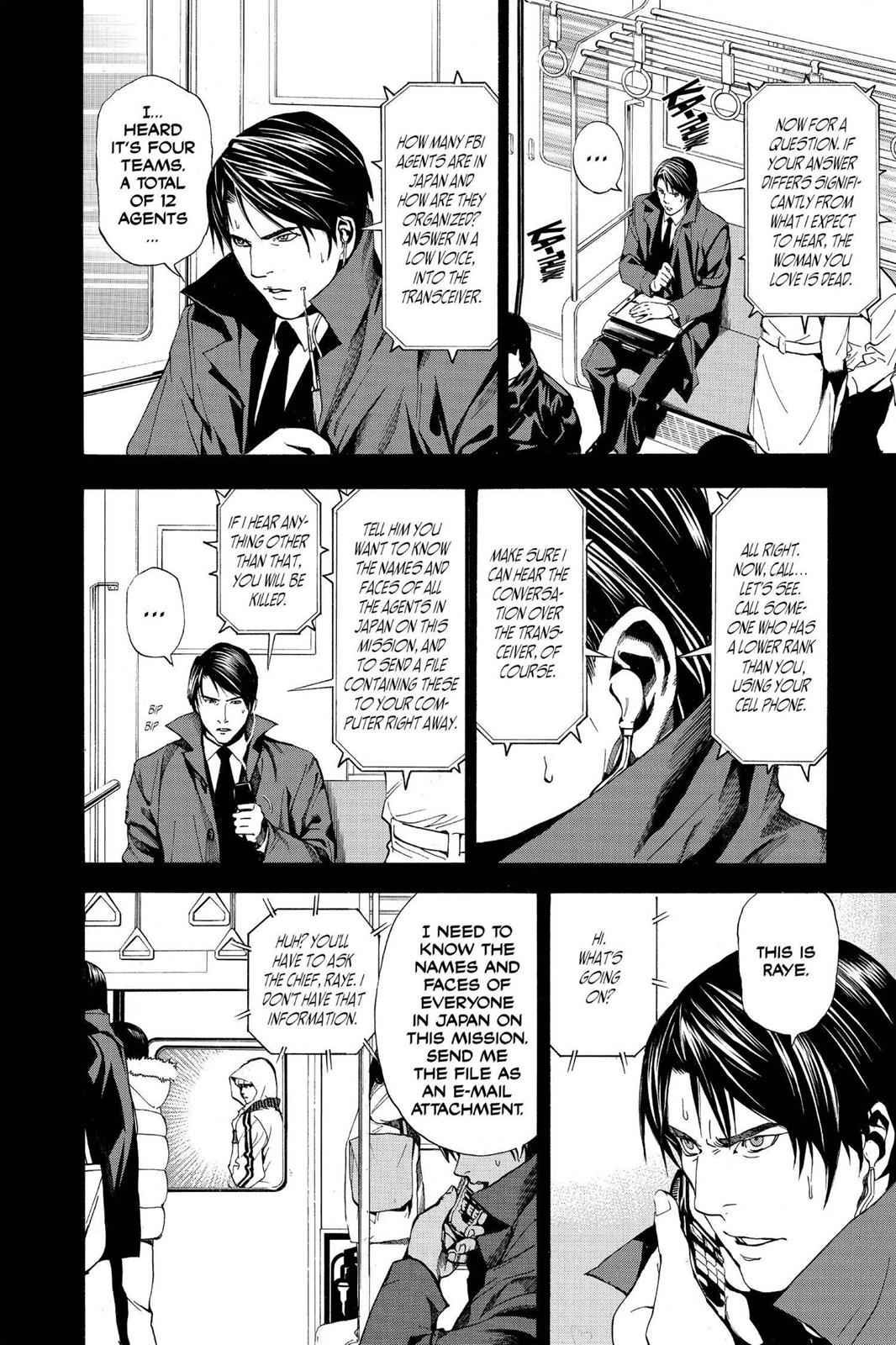 Death Note Chapter 9 Page 12