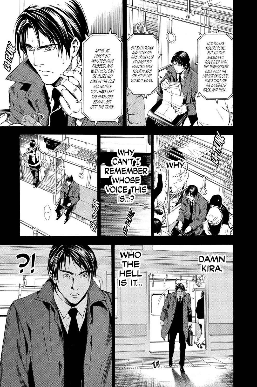 Death Note Chapter 9 Page 15