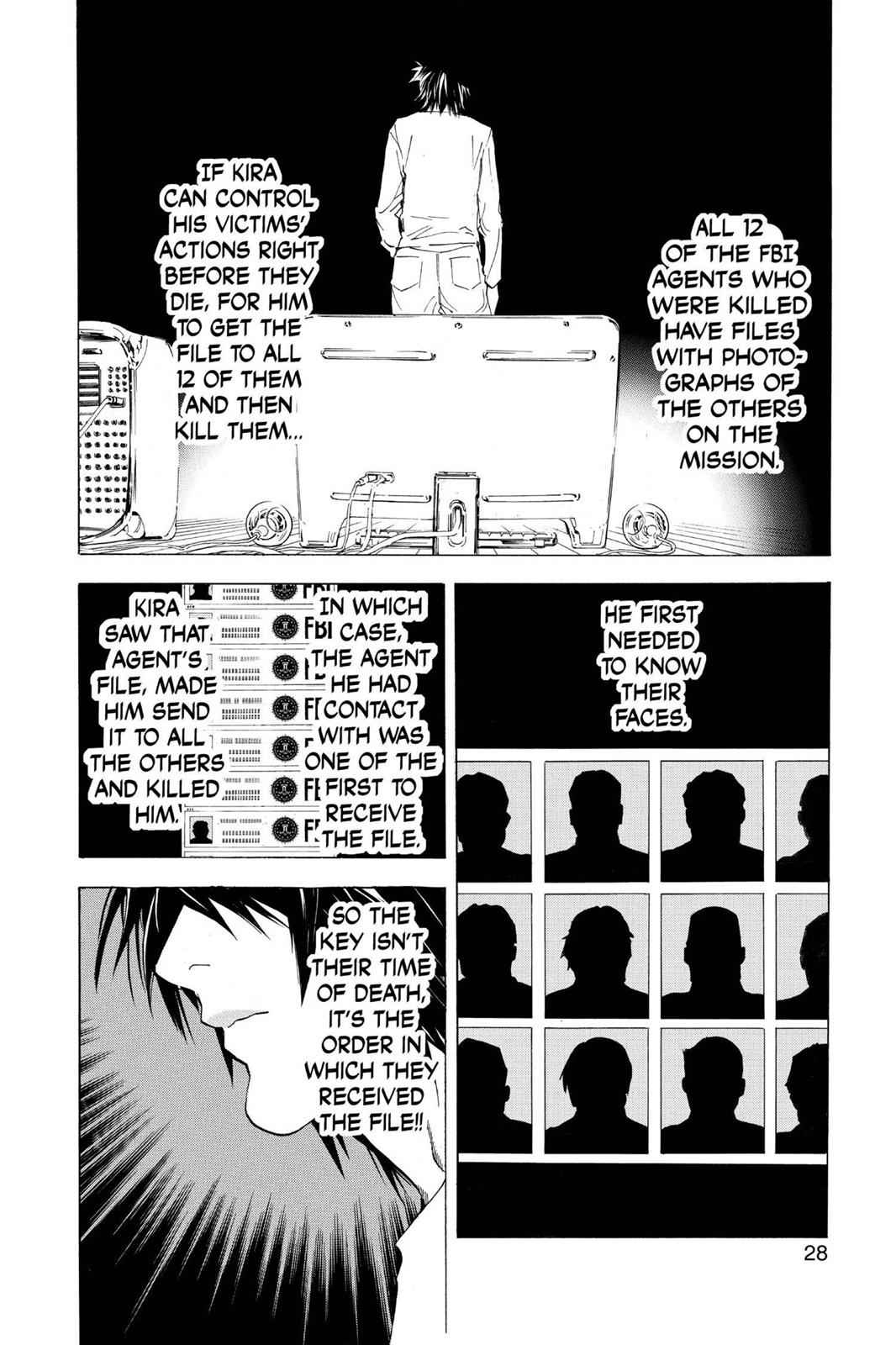 Death Note Chapter 9 Page 2