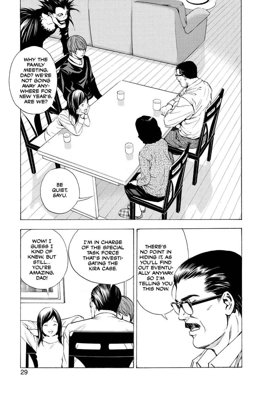 Death Note Chapter 9 Page 3