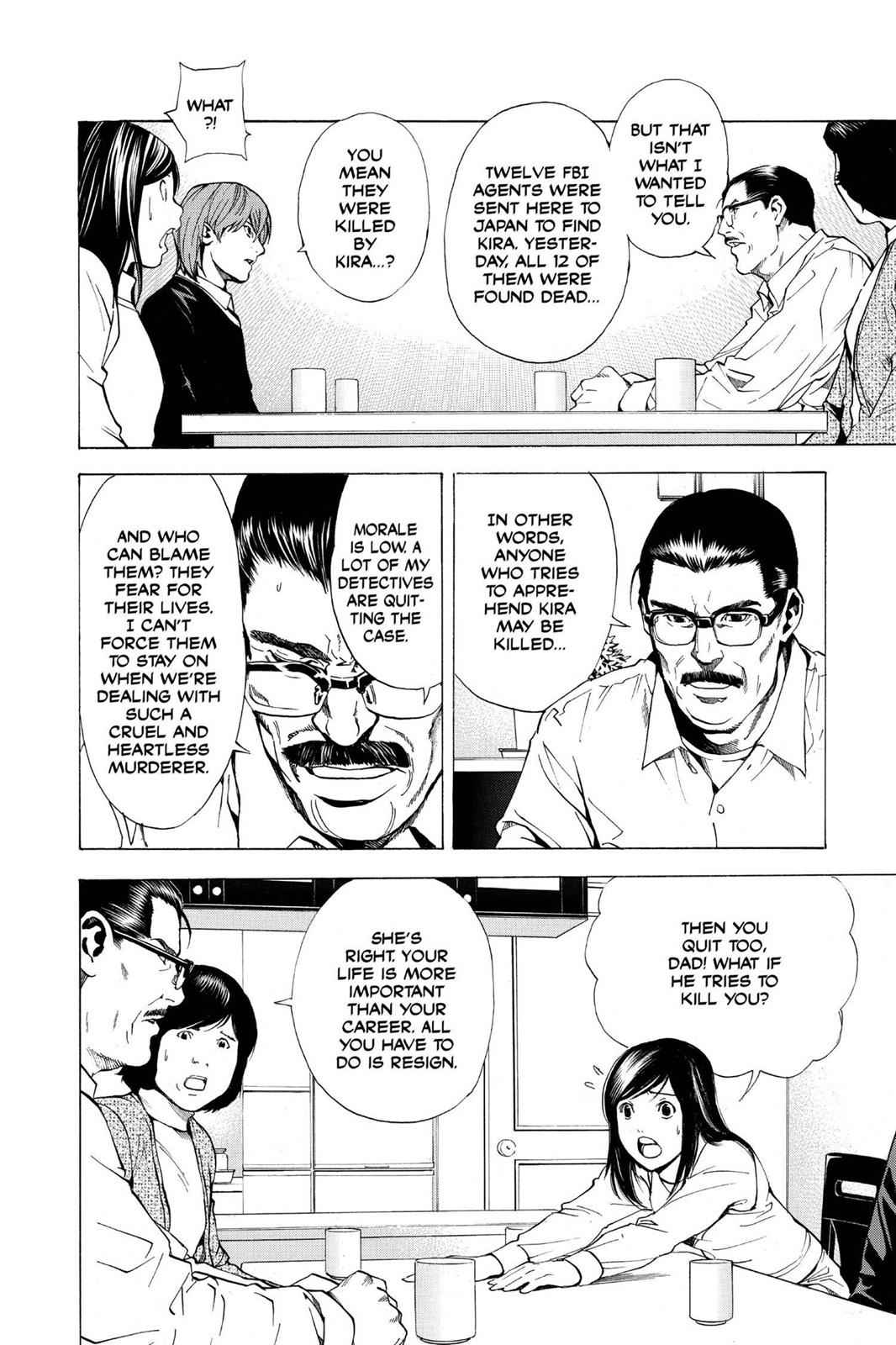 Death Note Chapter 9 Page 4