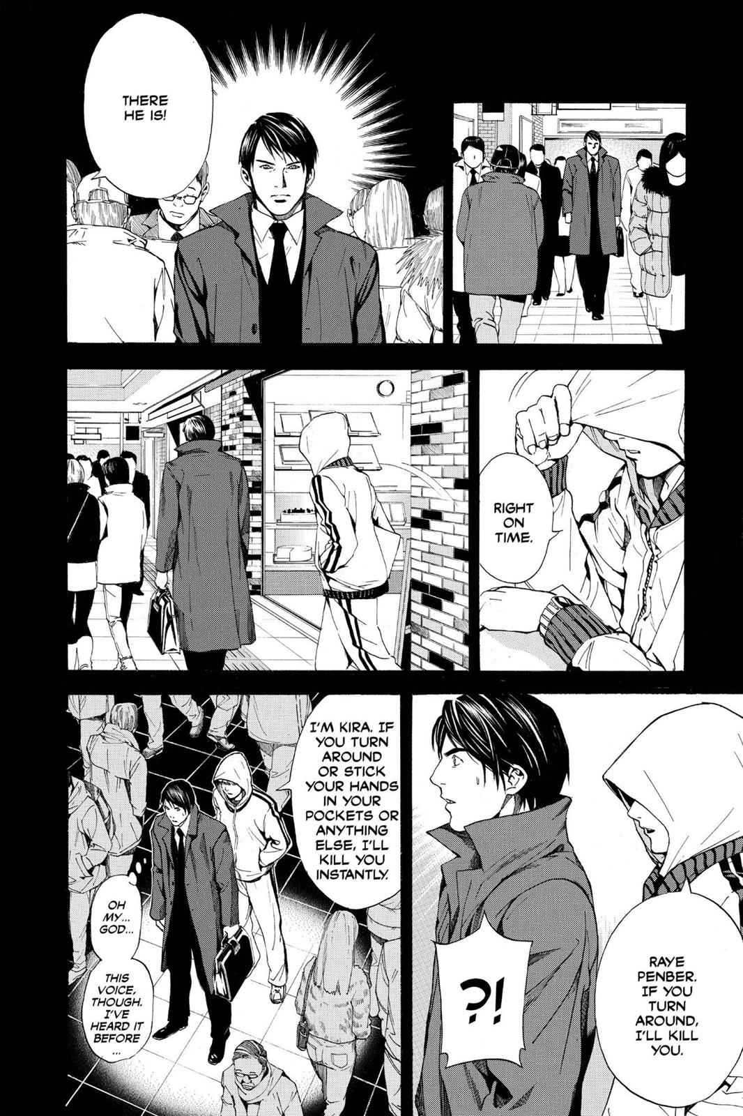 Death Note Chapter 9 Page 8