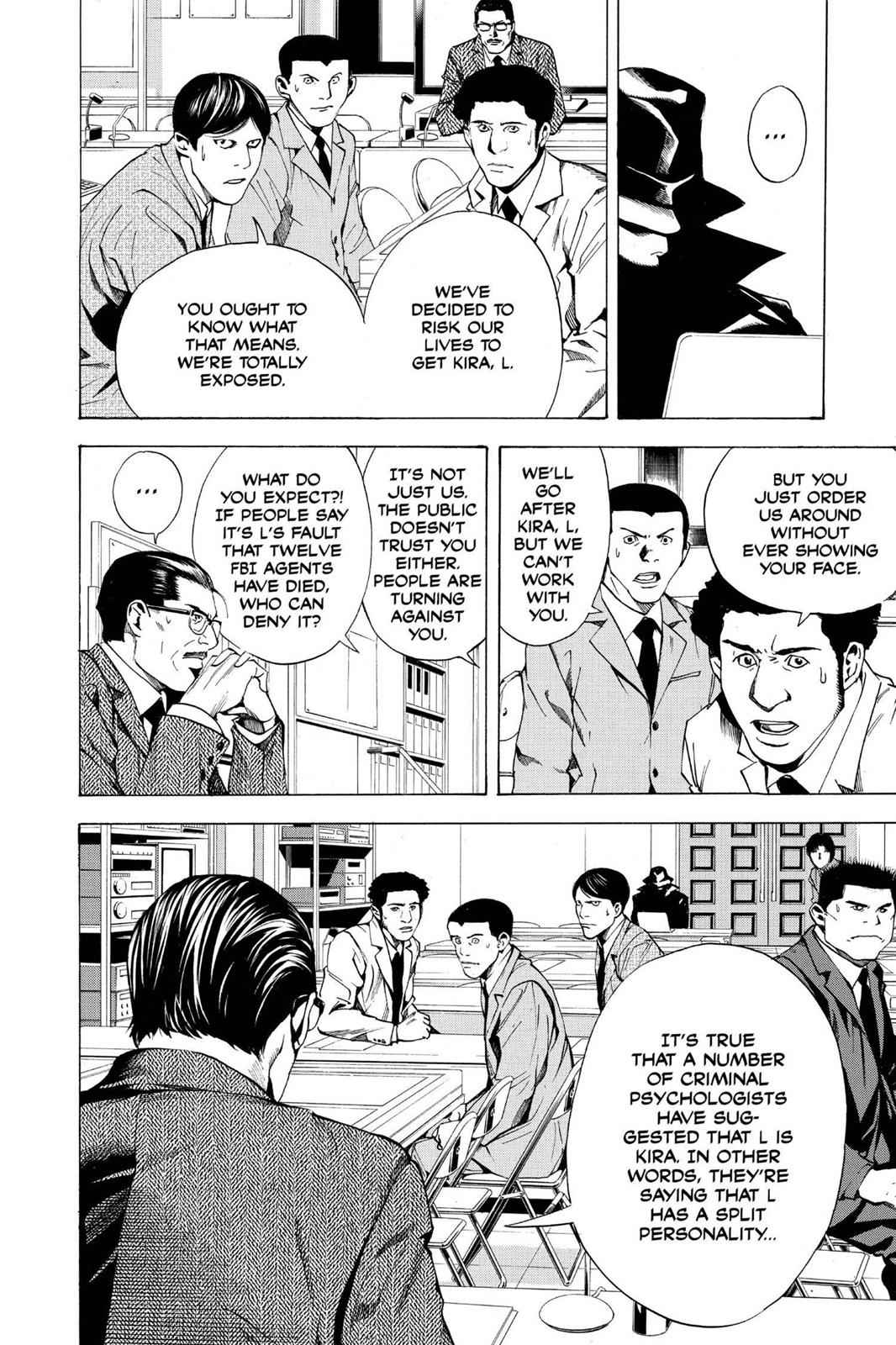 Death Note Chapter 10 Page 10