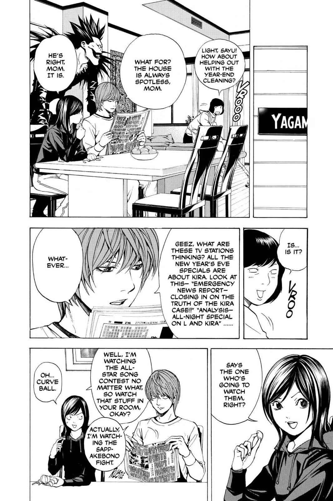 Death Note Chapter 10 Page 4