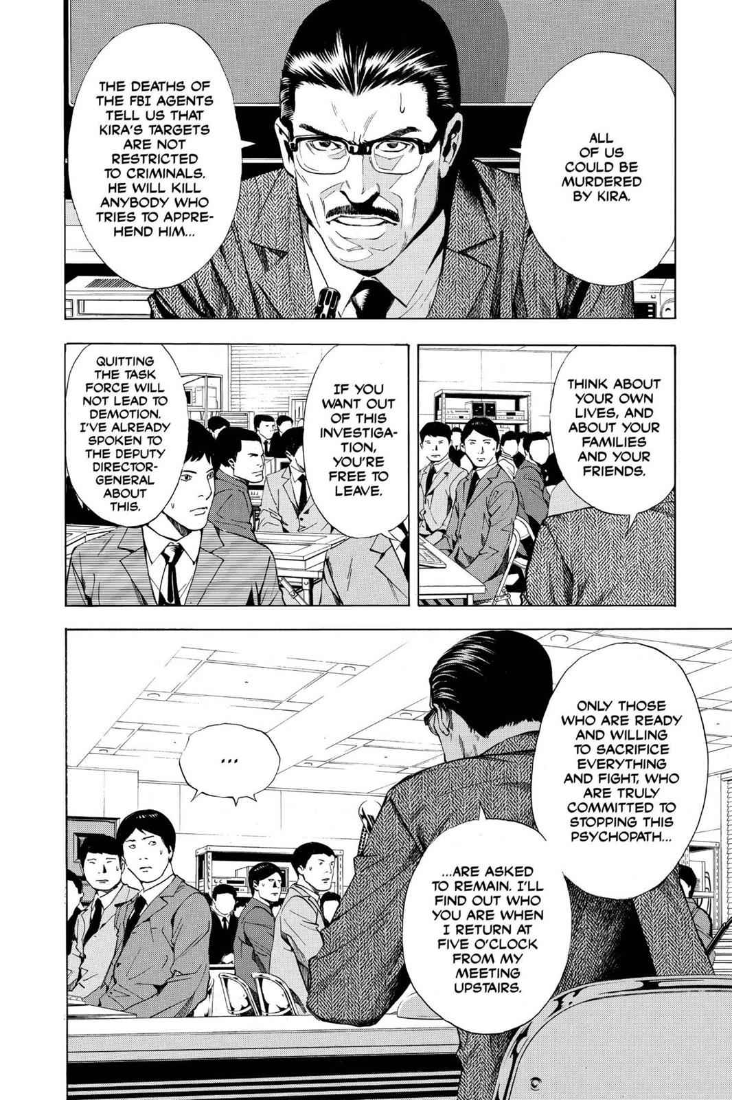 Death Note Chapter 10 Page 6