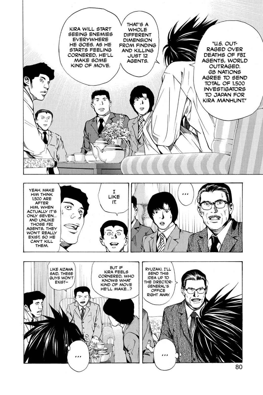 Death Note Chapter 11 Page 10