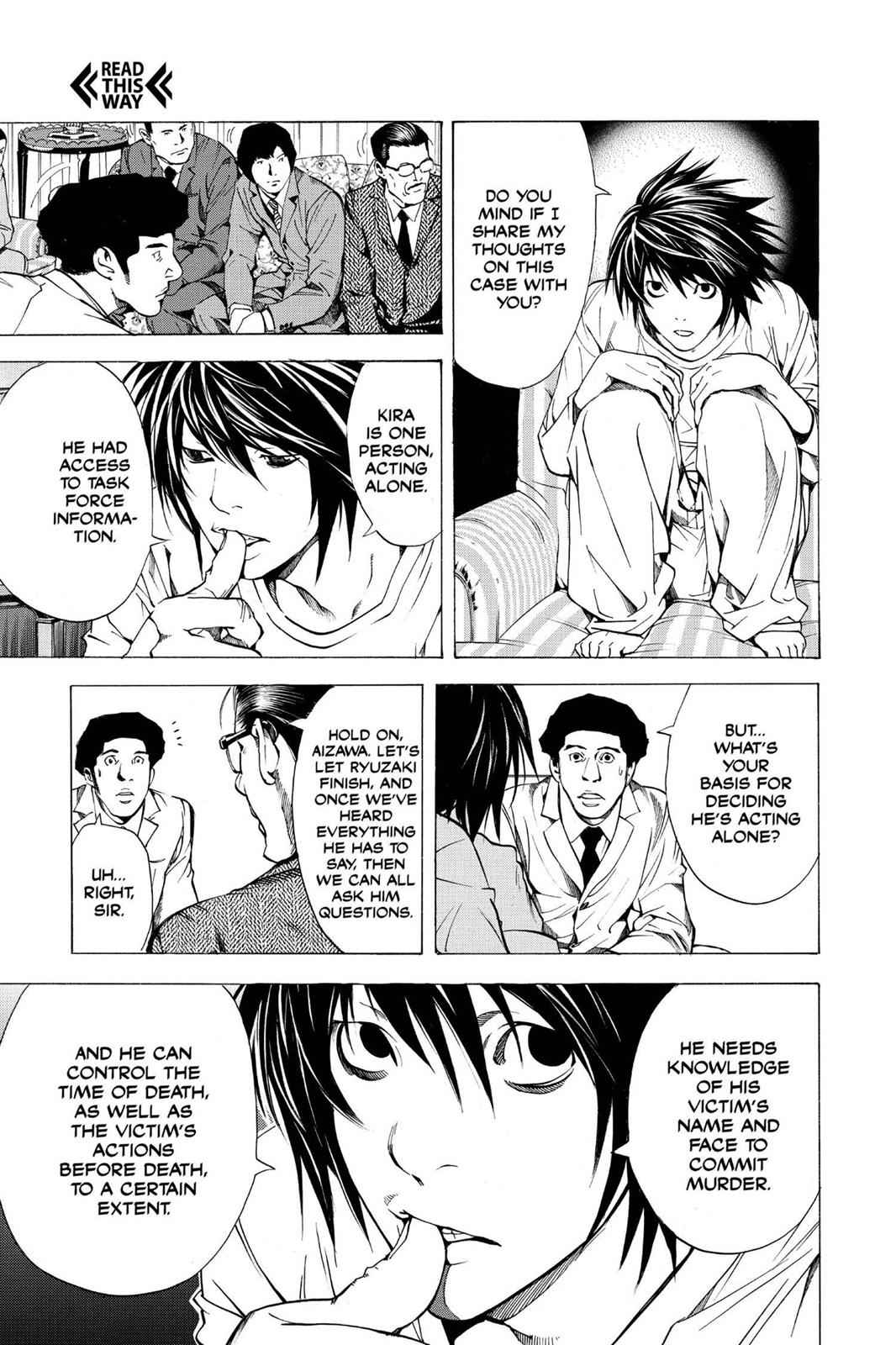 Death Note Chapter 11 Page 11