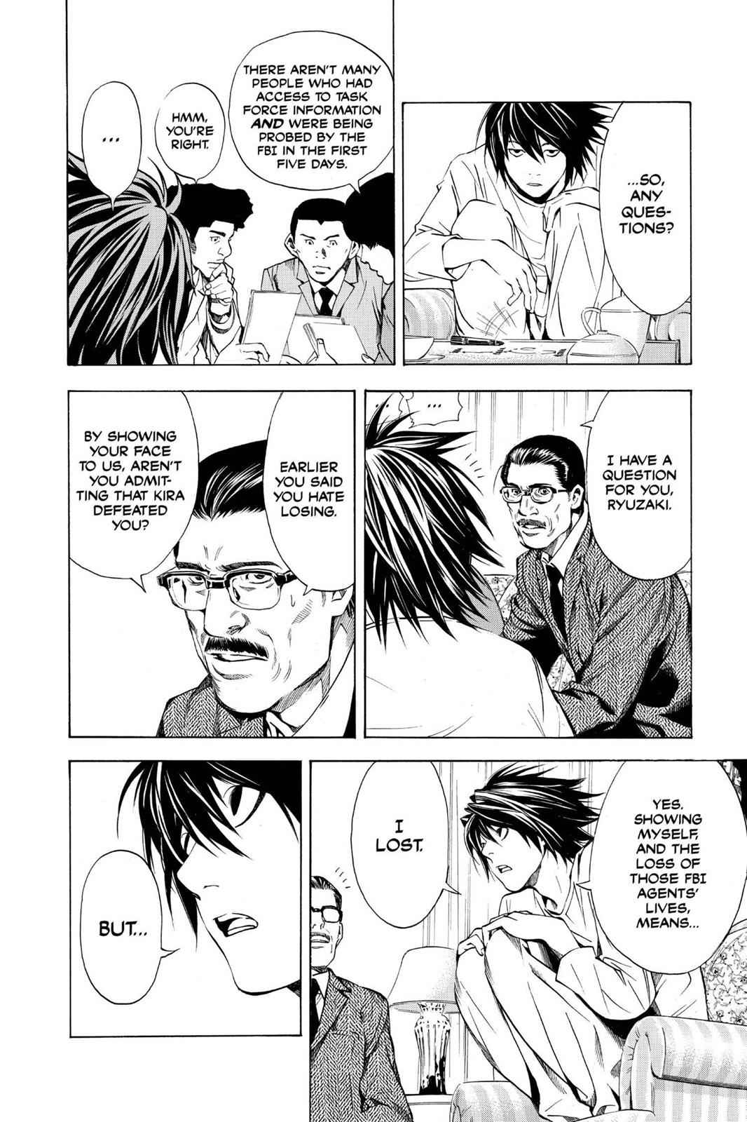 Death Note Chapter 11 Page 16