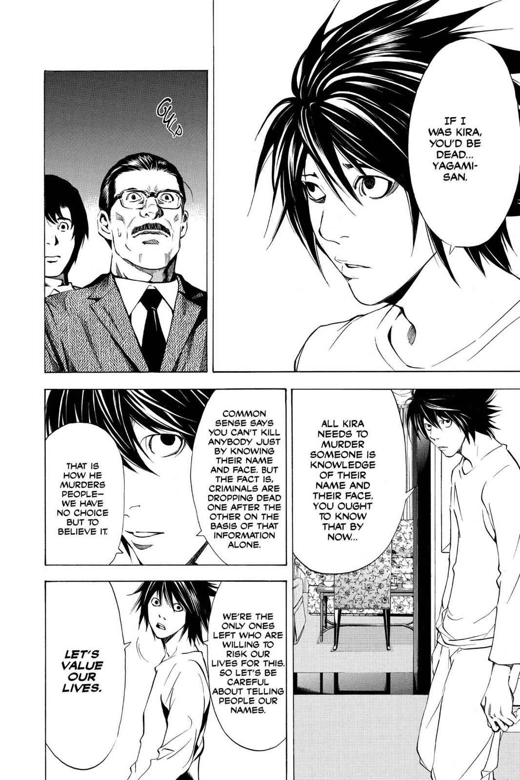 Death Note Chapter 11 Page 4