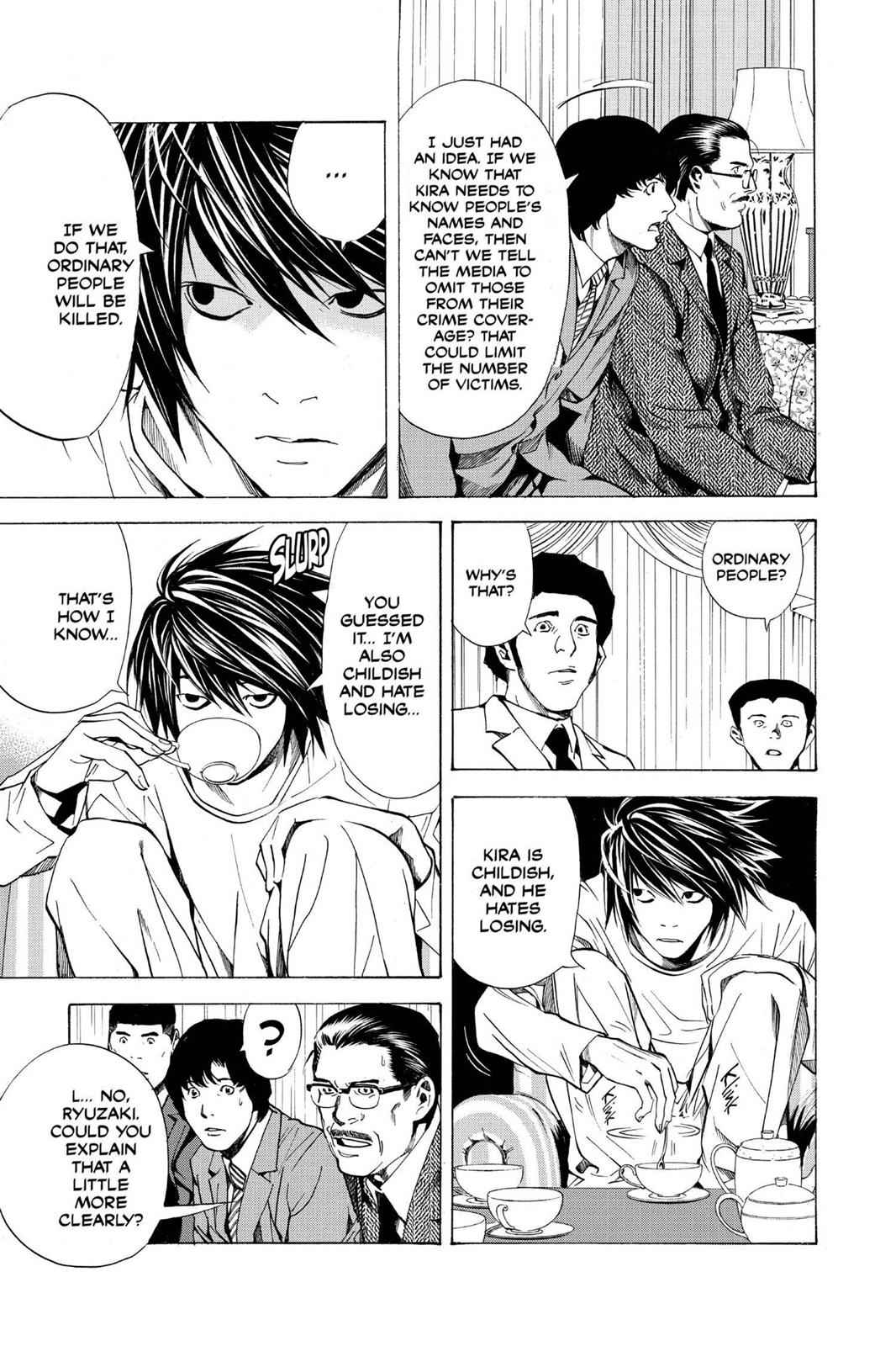 Death Note Chapter 11 Page 7