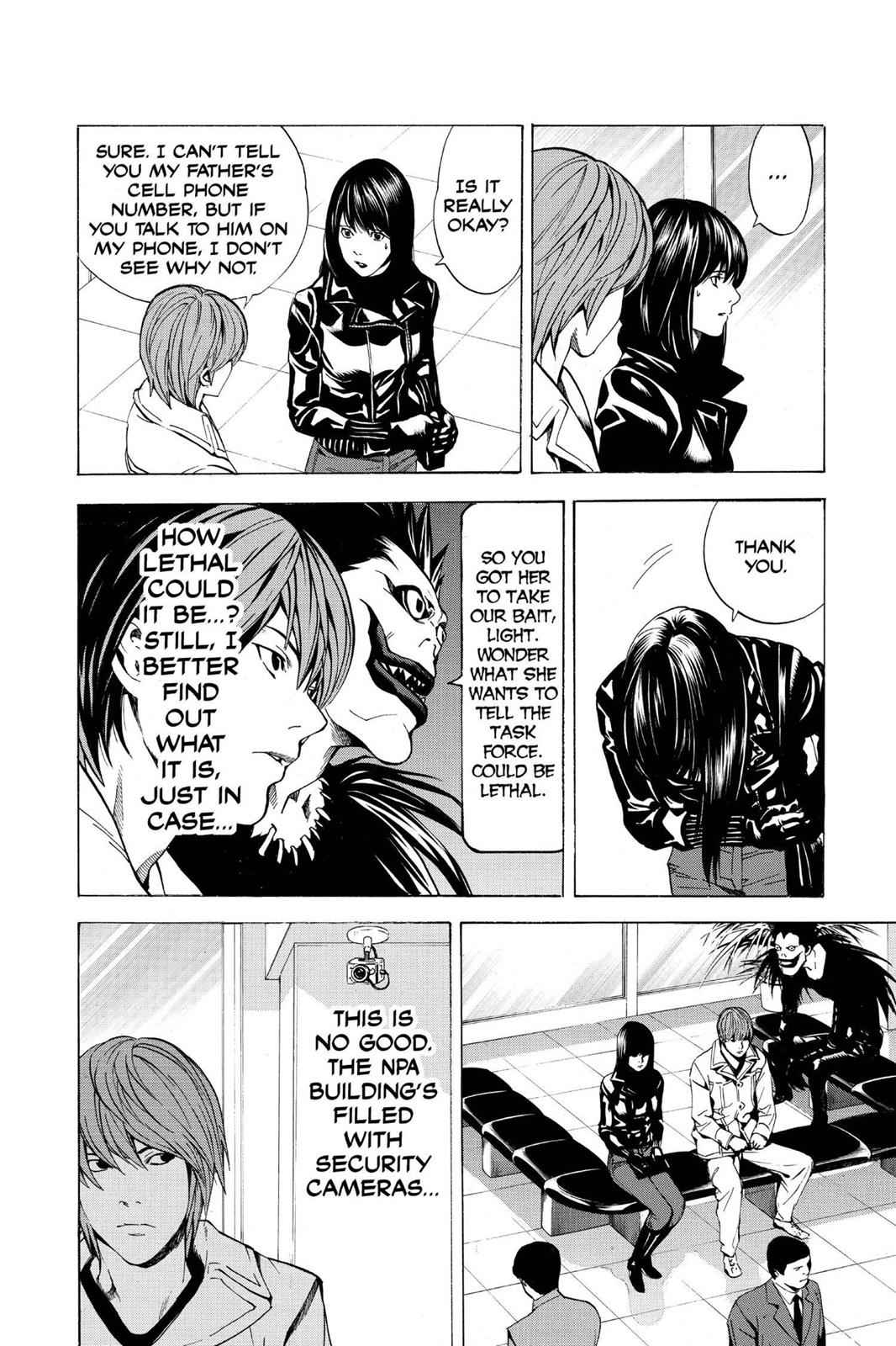 Death Note Chapter 12 Page 10