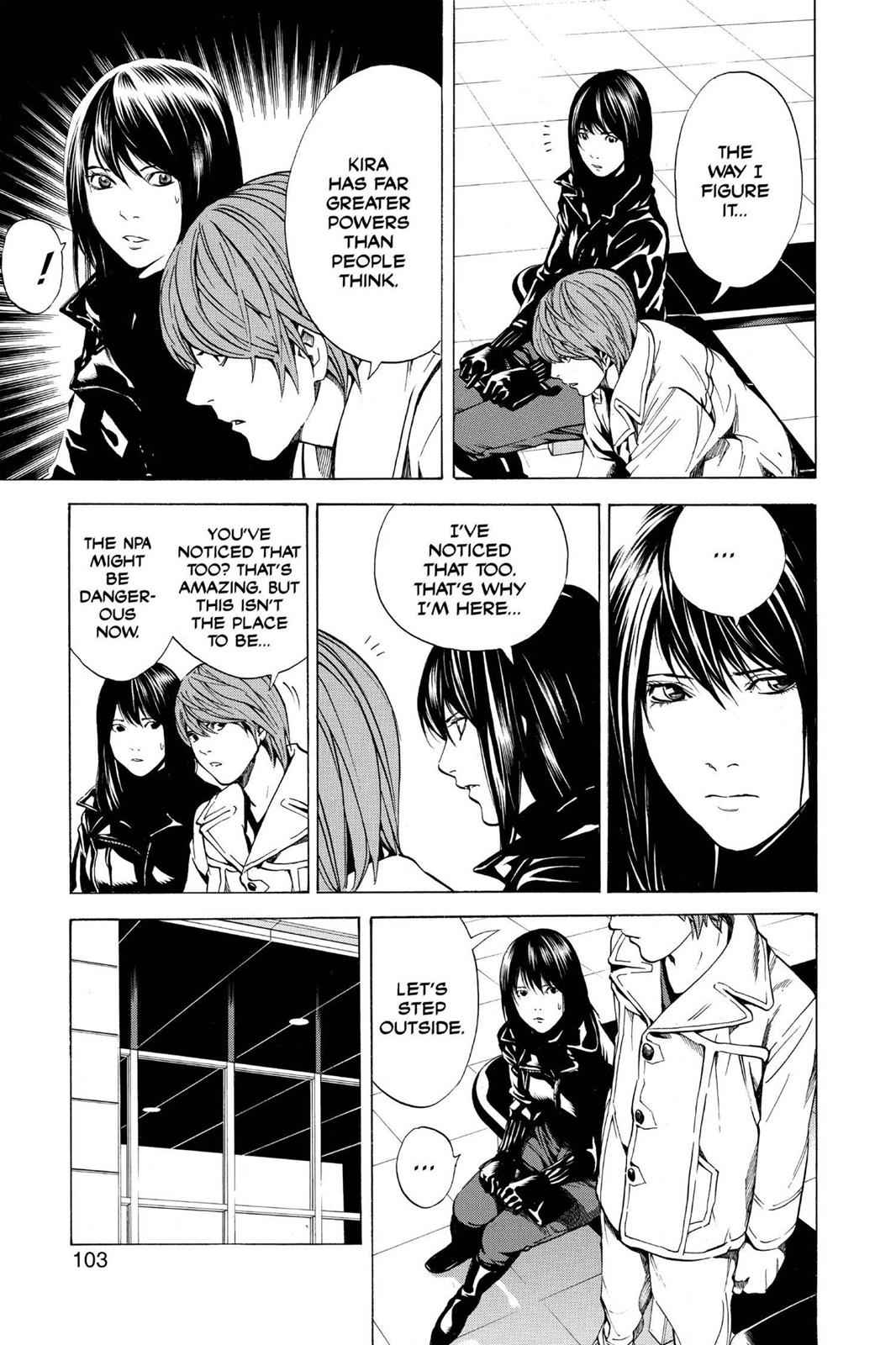 Death Note Chapter 12 Page 11