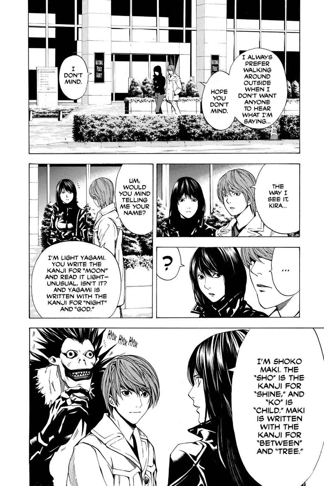 Death Note Chapter 12 Page 12