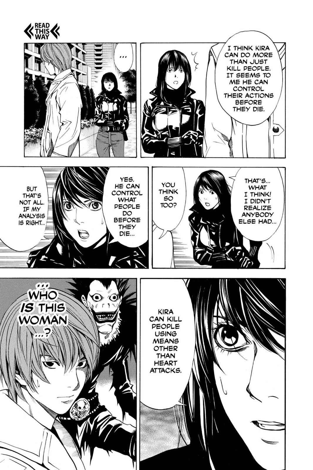 Death Note Chapter 12 Page 13