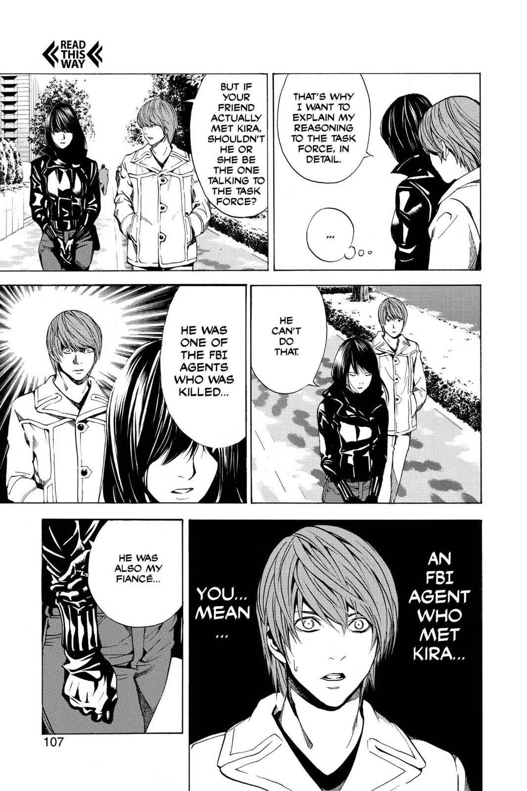 Death Note Chapter 12 Page 15
