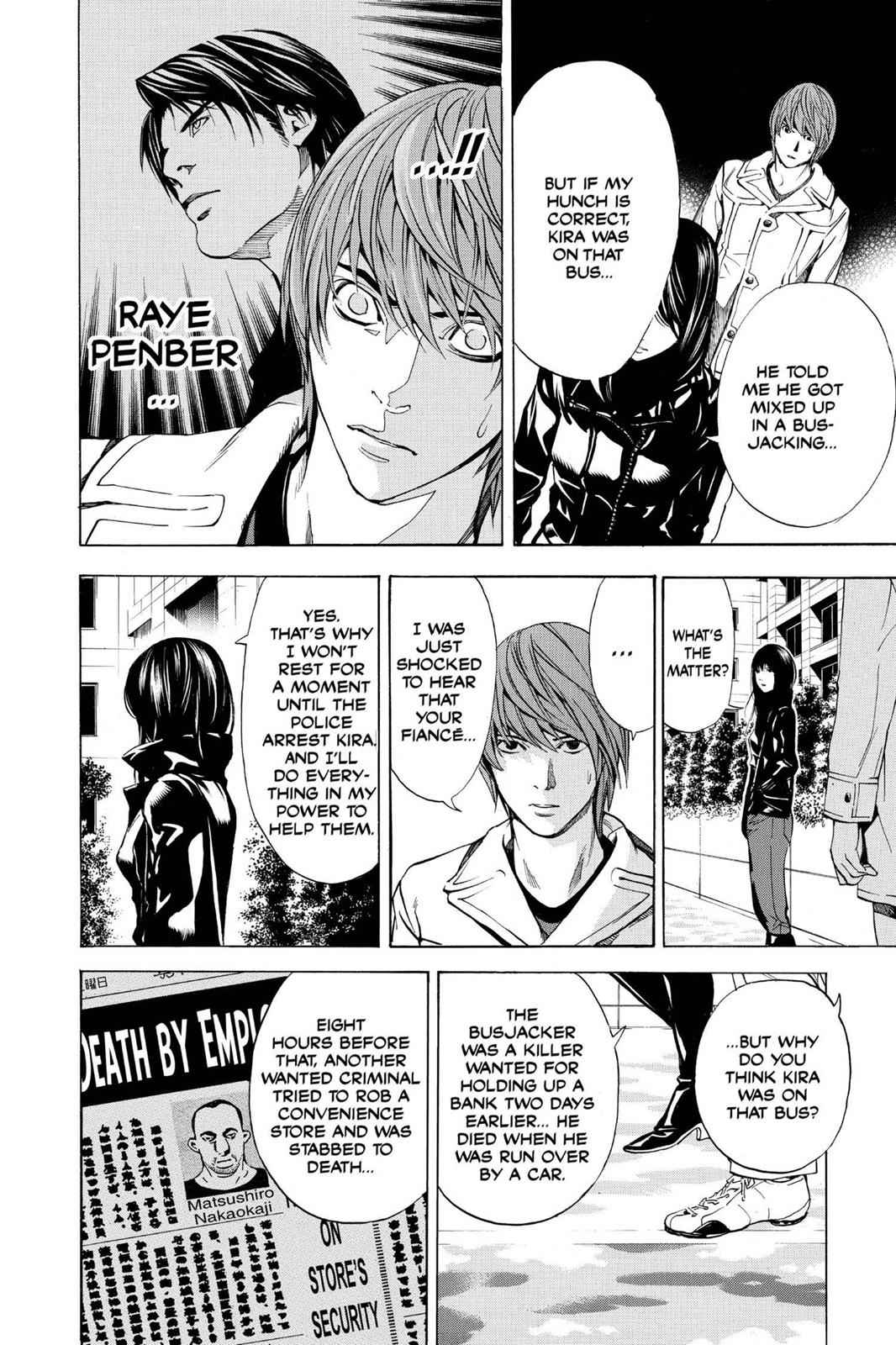 Death Note Chapter 12 Page 16