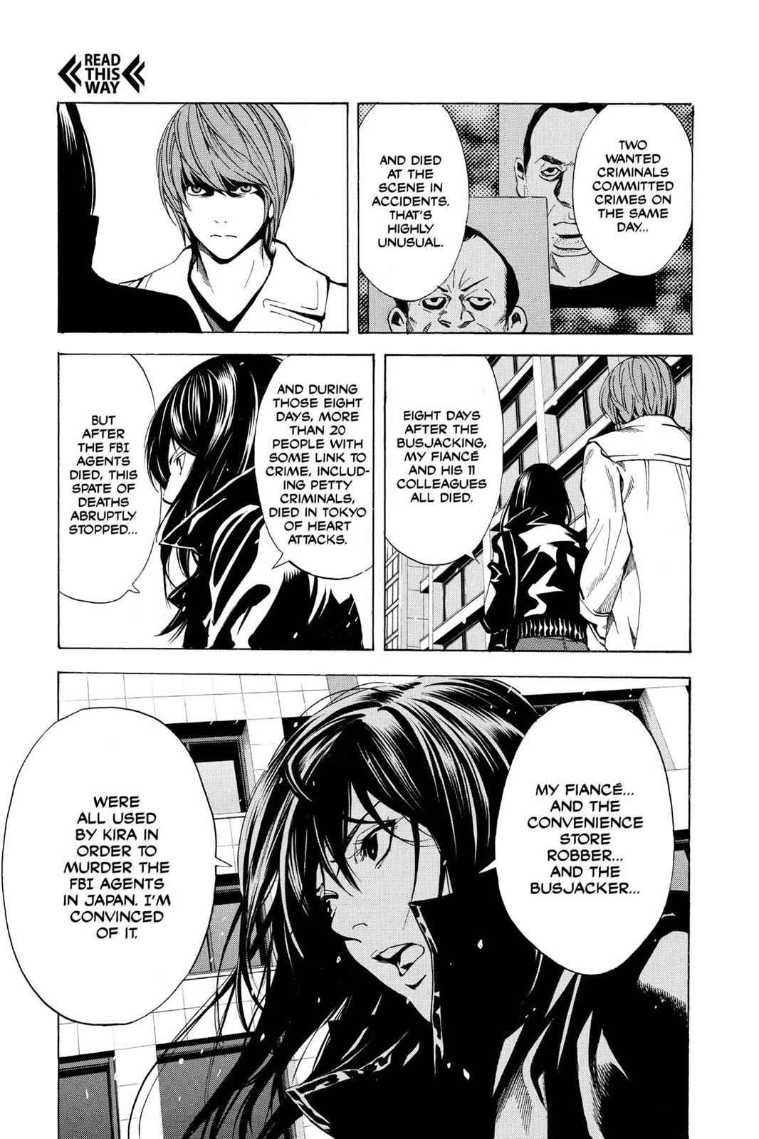 Death Note Chapter 12 Page 17