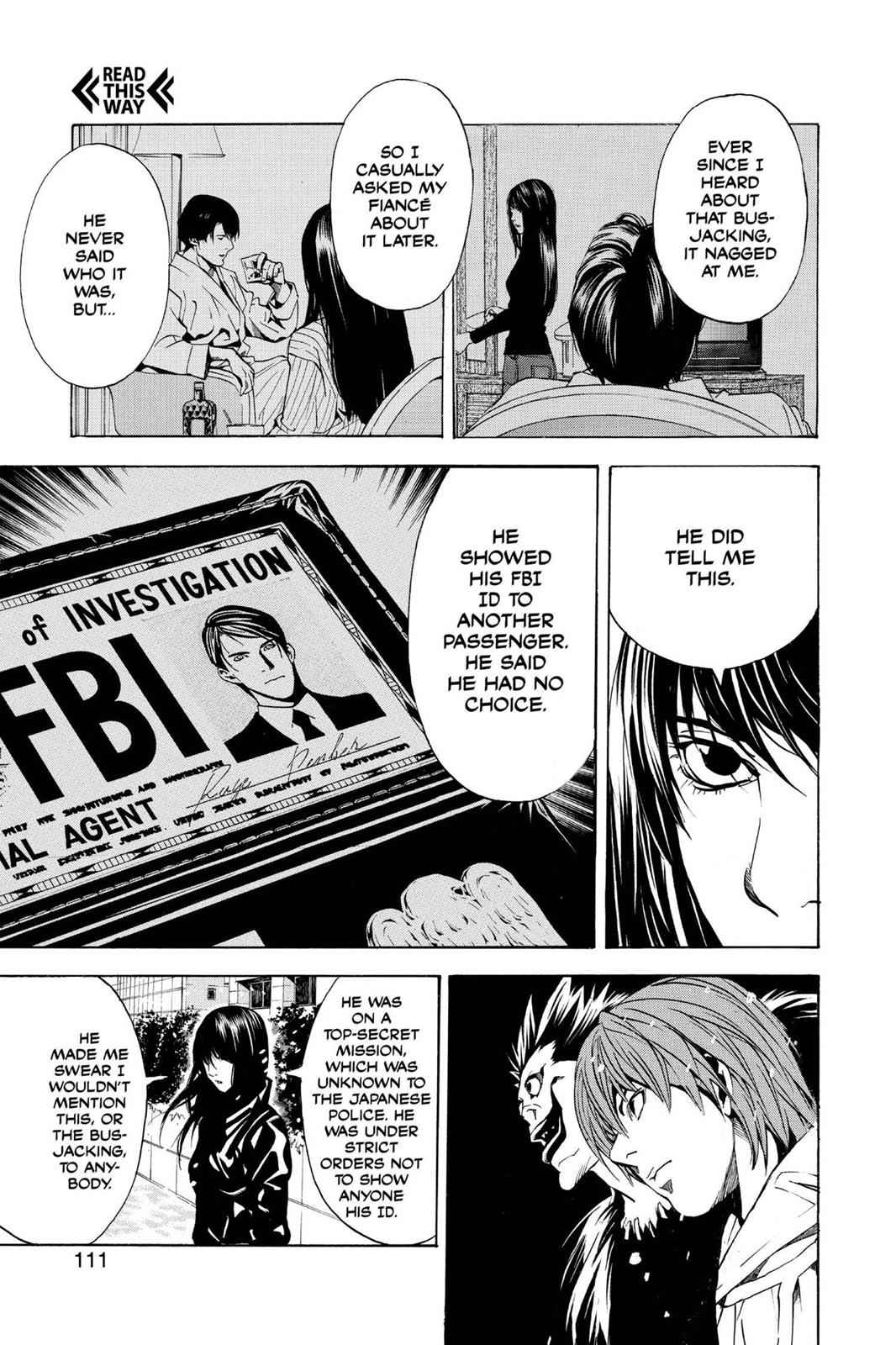 Death Note Chapter 12 Page 19