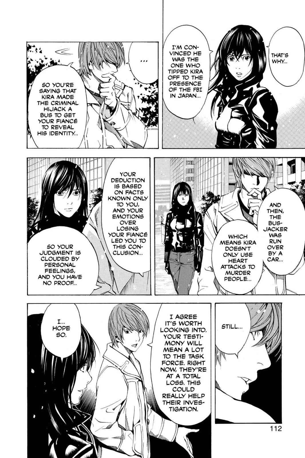 Death Note Chapter 12 Page 20