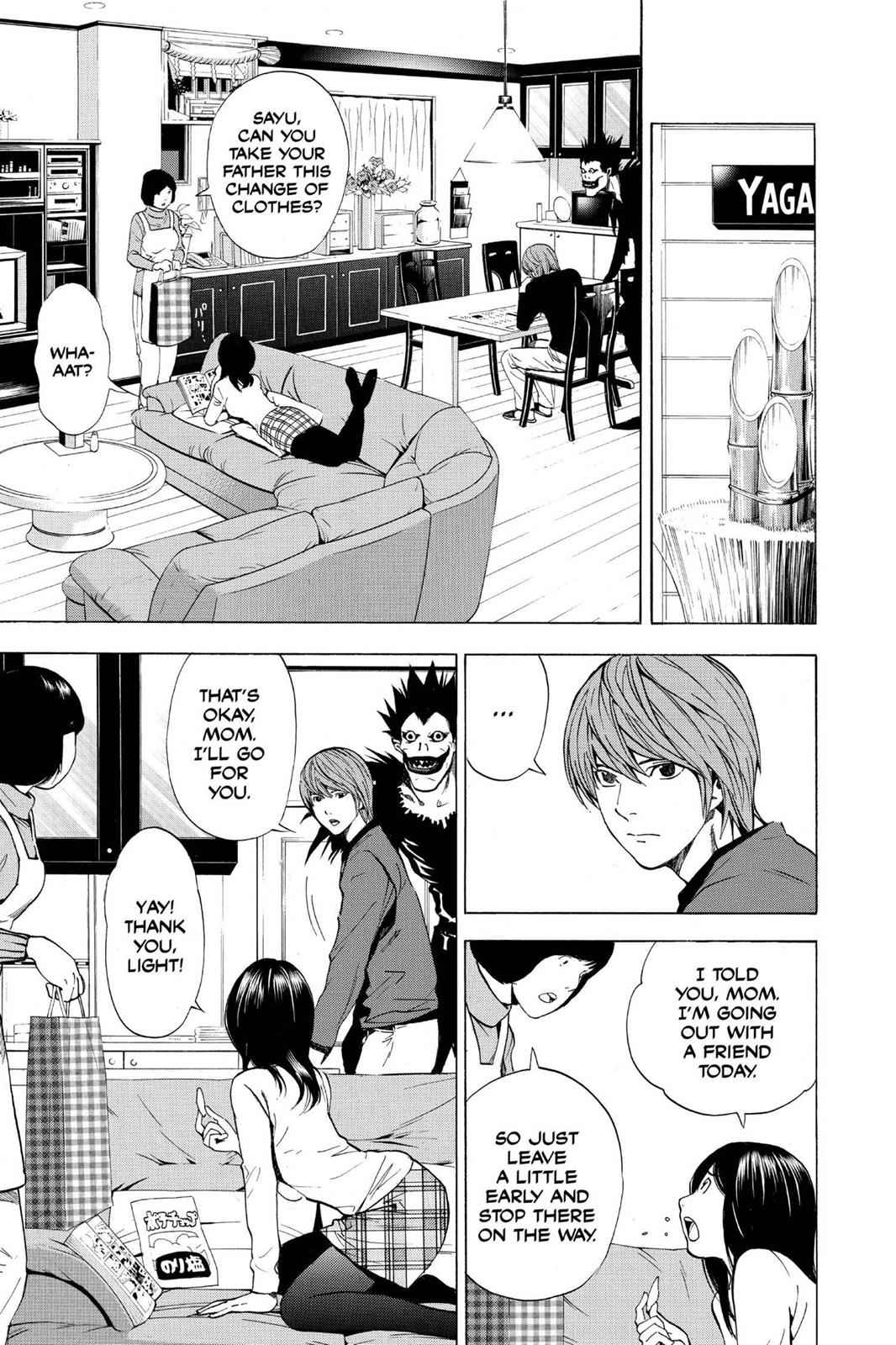 Death Note Chapter 12 Page 3