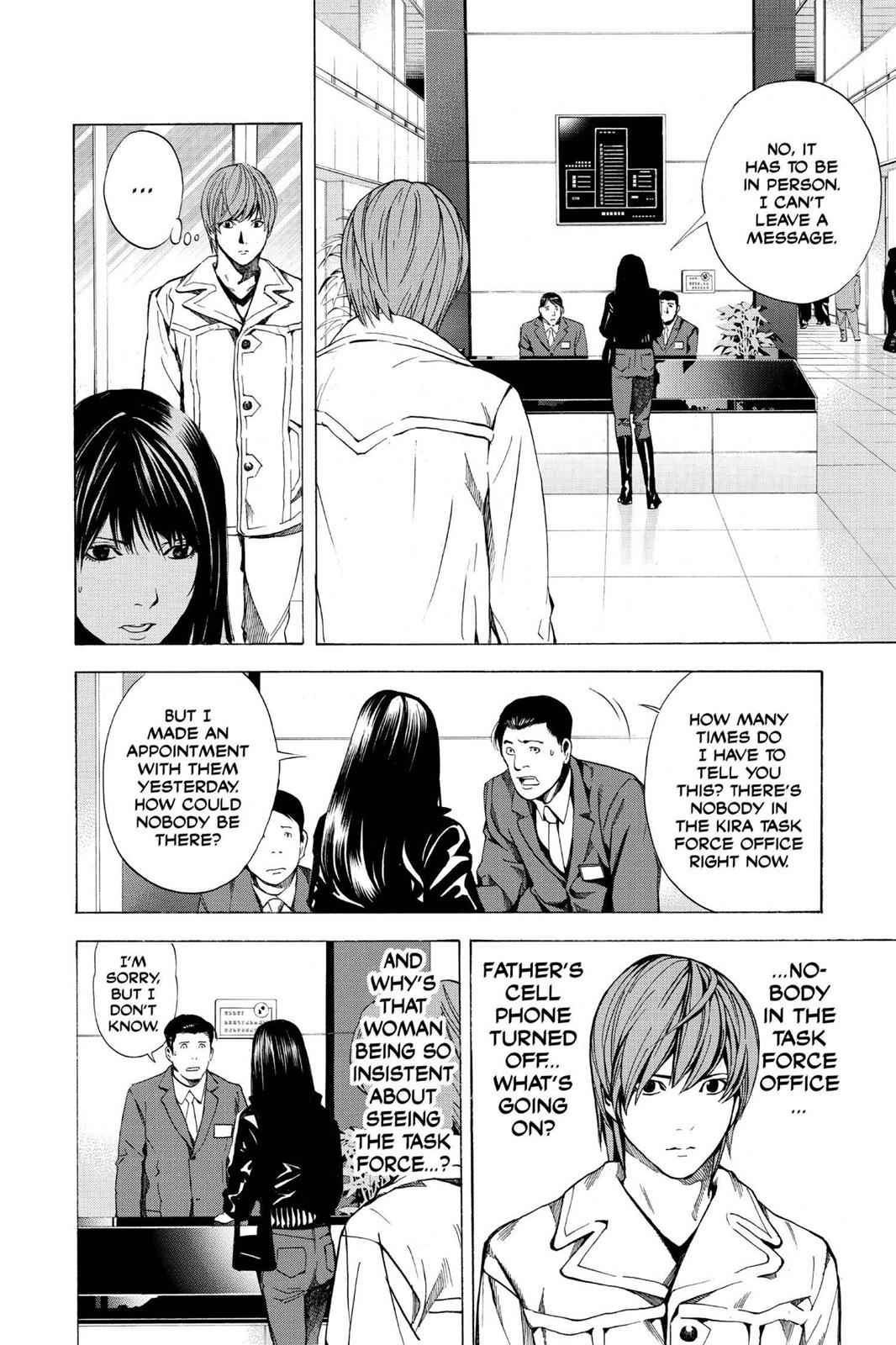 Death Note Chapter 12 Page 6