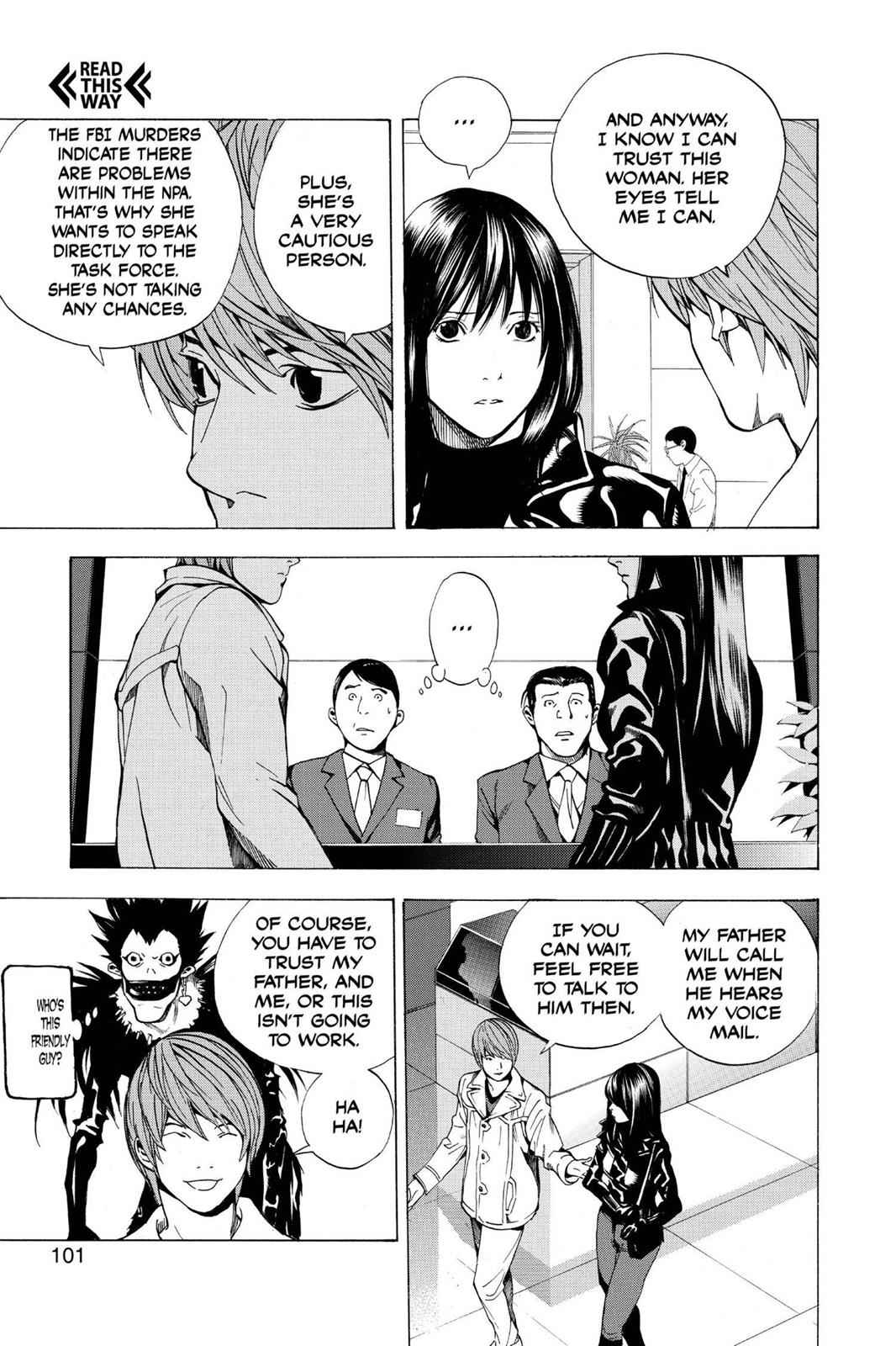 Death Note Chapter 12 Page 9