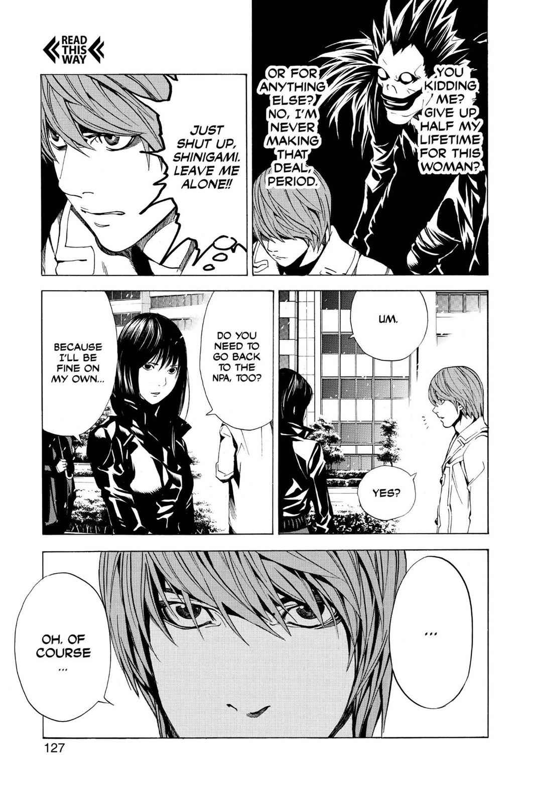 Death Note Chapter 13 Page 13