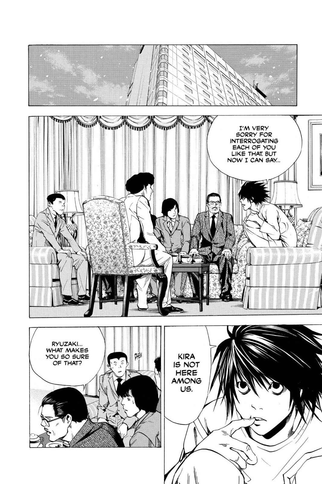 Death Note Chapter 13 Page 14