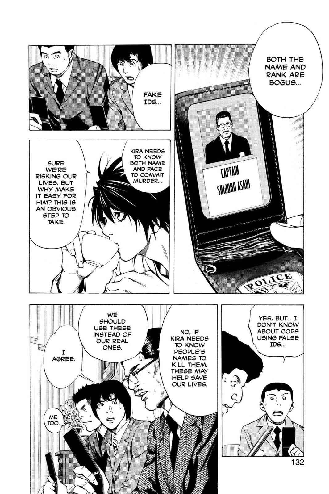 Death Note Chapter 13 Page 18