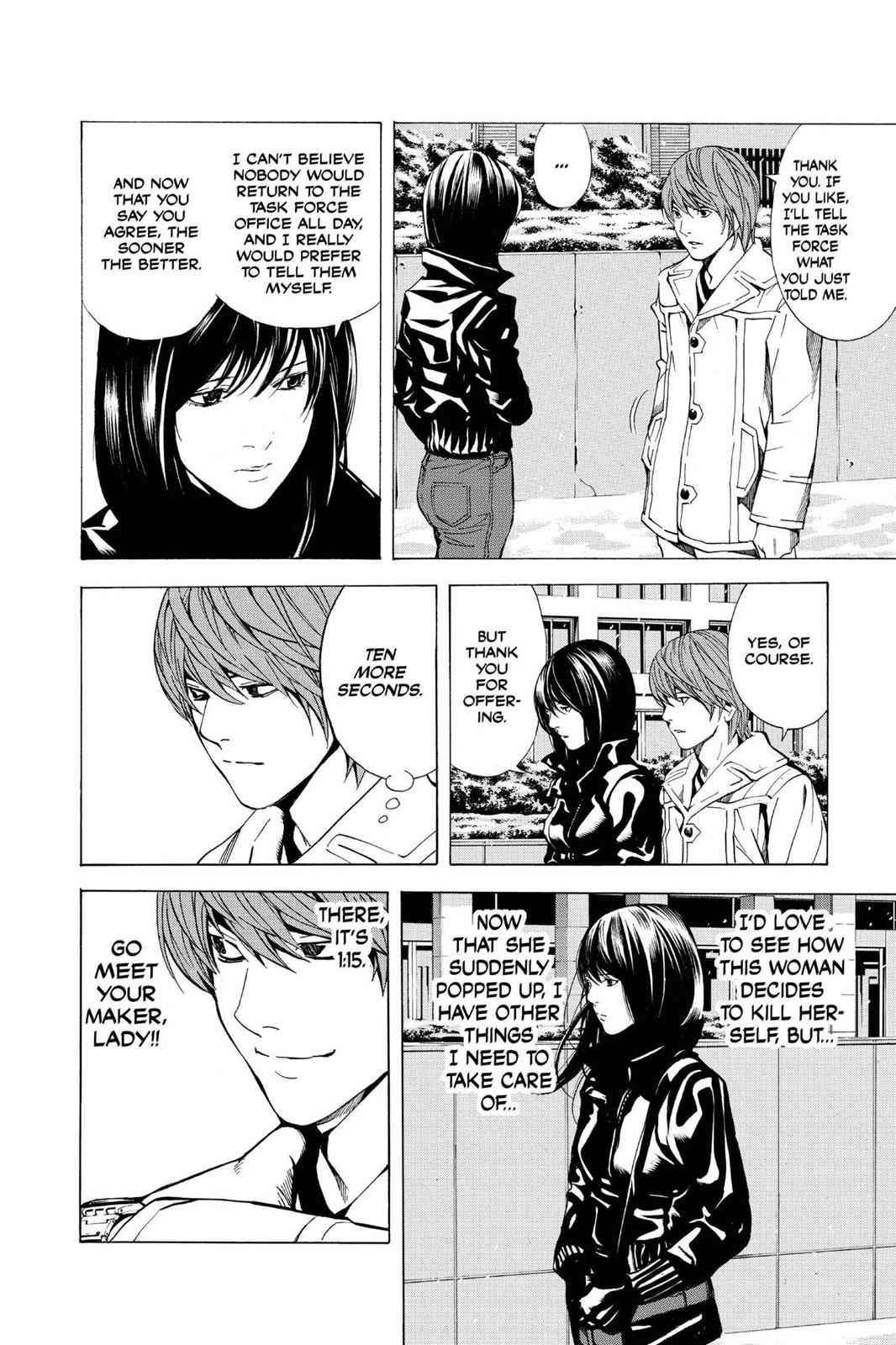 Death Note Chapter 13 Page 6