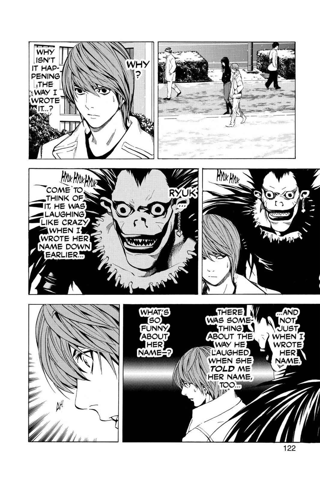 Death Note Chapter 13 Page 8
