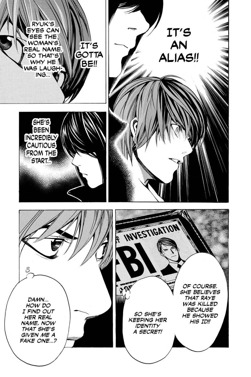 Death Note Chapter 13 Page 9