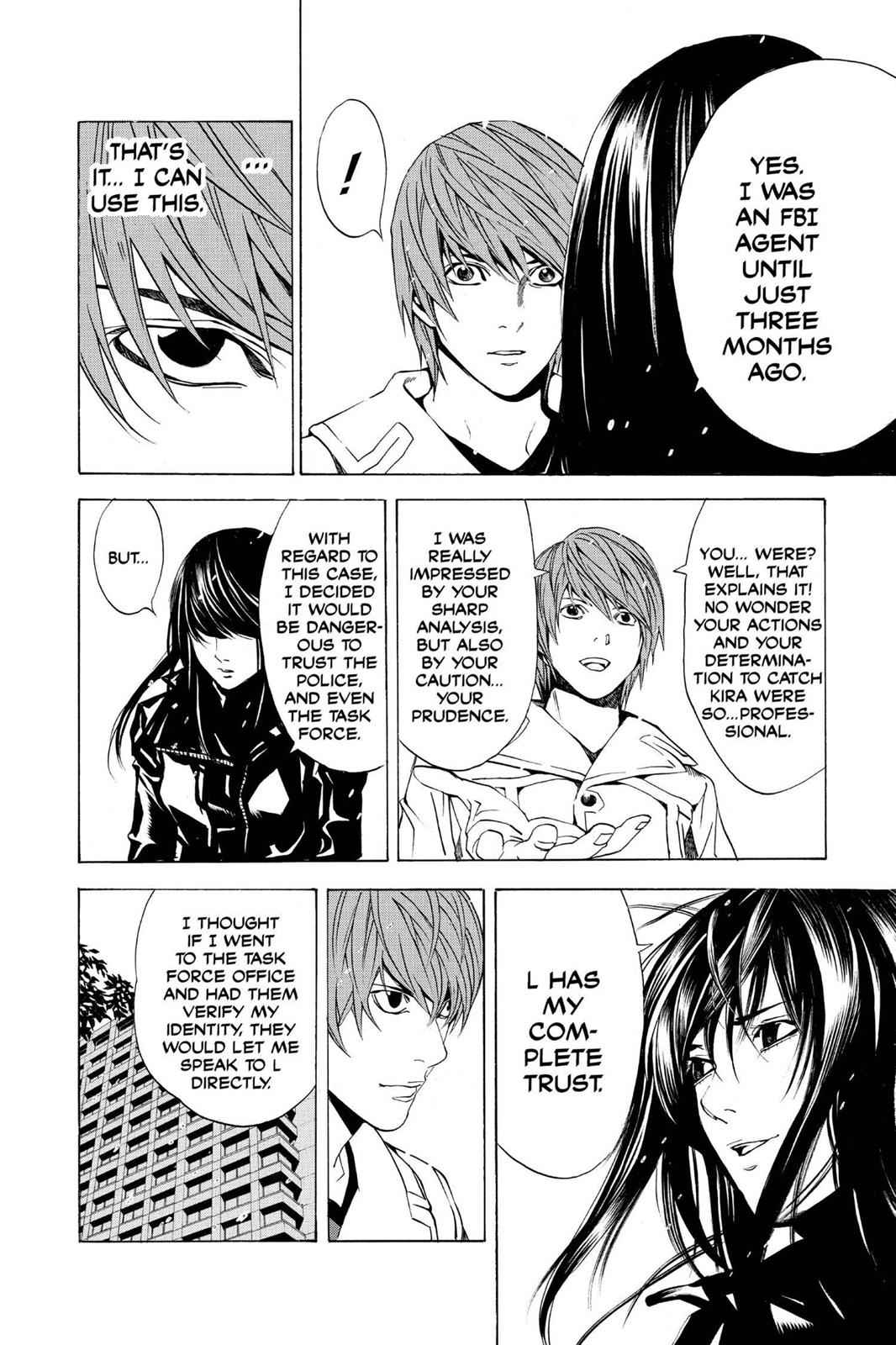 Death Note Chapter 14 Page 10