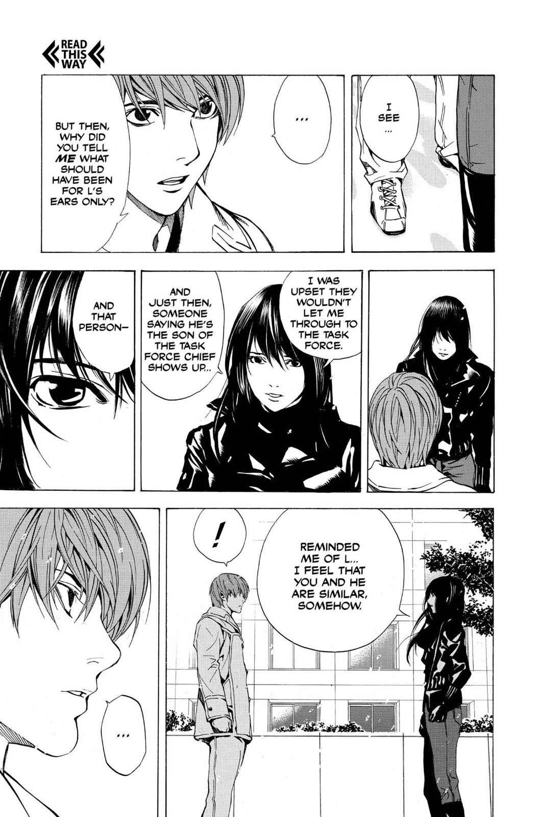 Death Note Chapter 14 Page 11