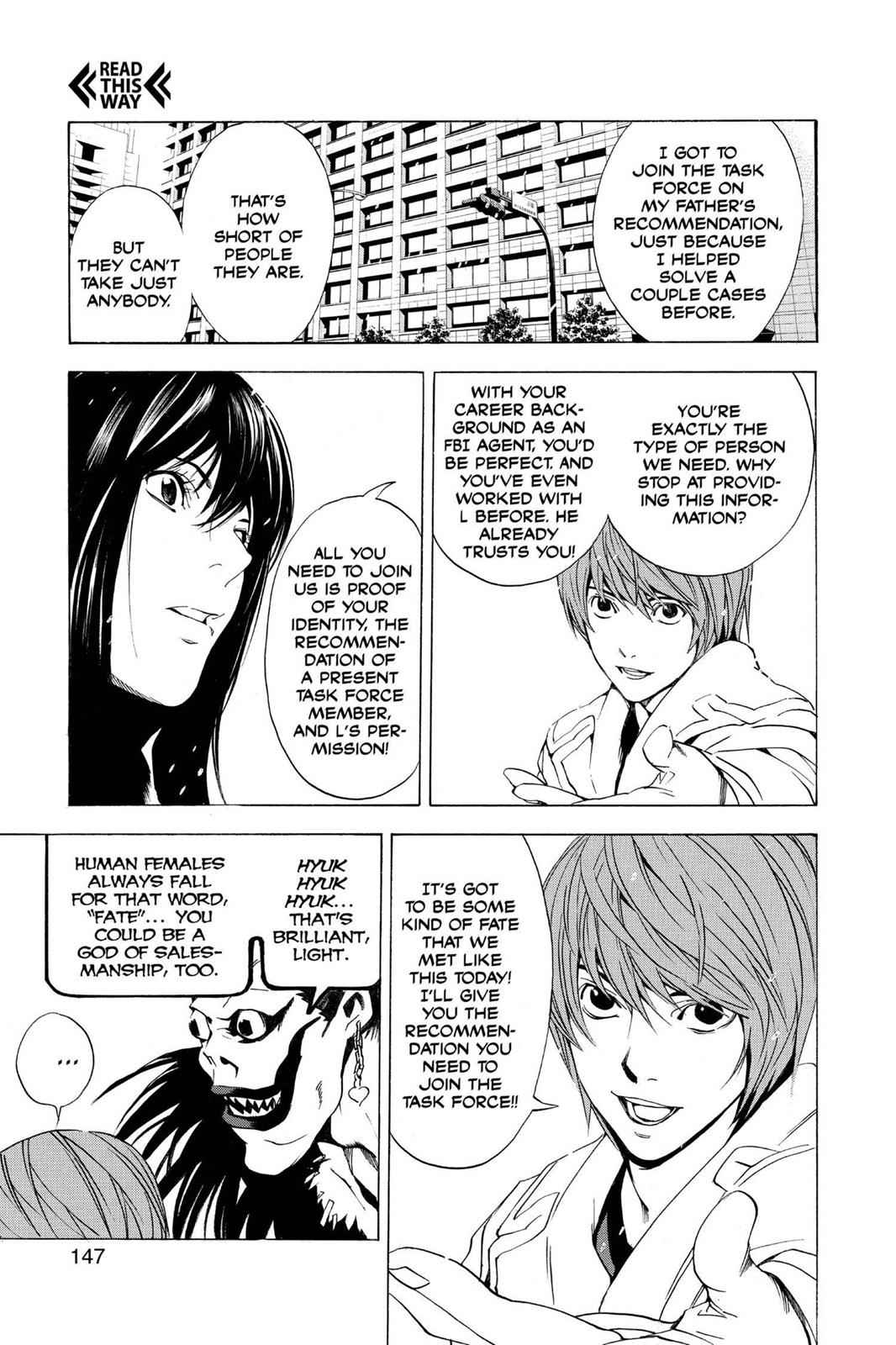 Death Note Chapter 14 Page 13