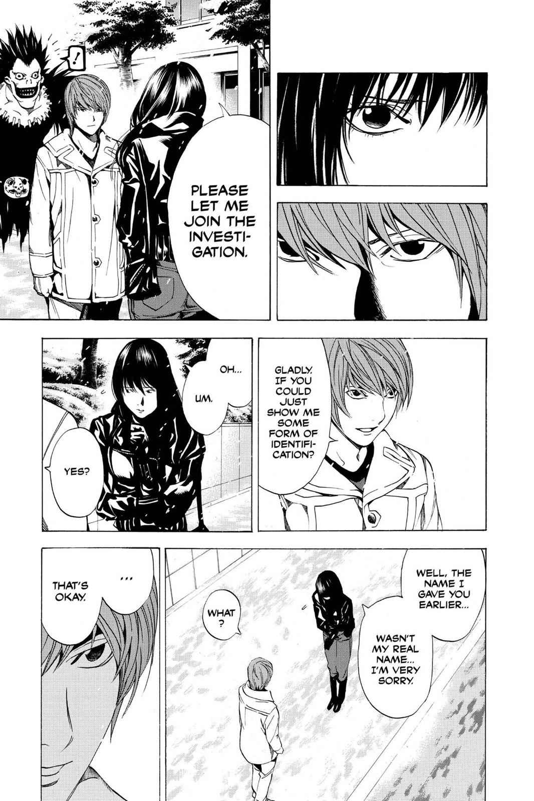 Death Note Chapter 14 Page 15
