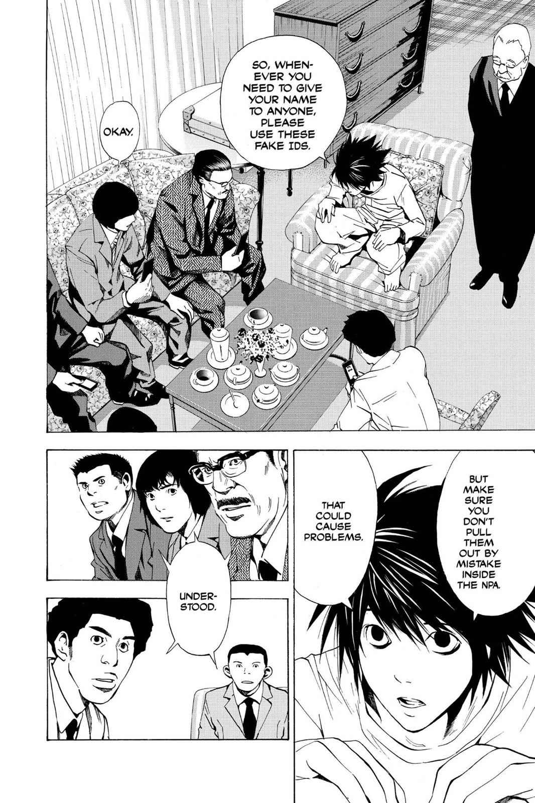 Death Note Chapter 14 Page 2