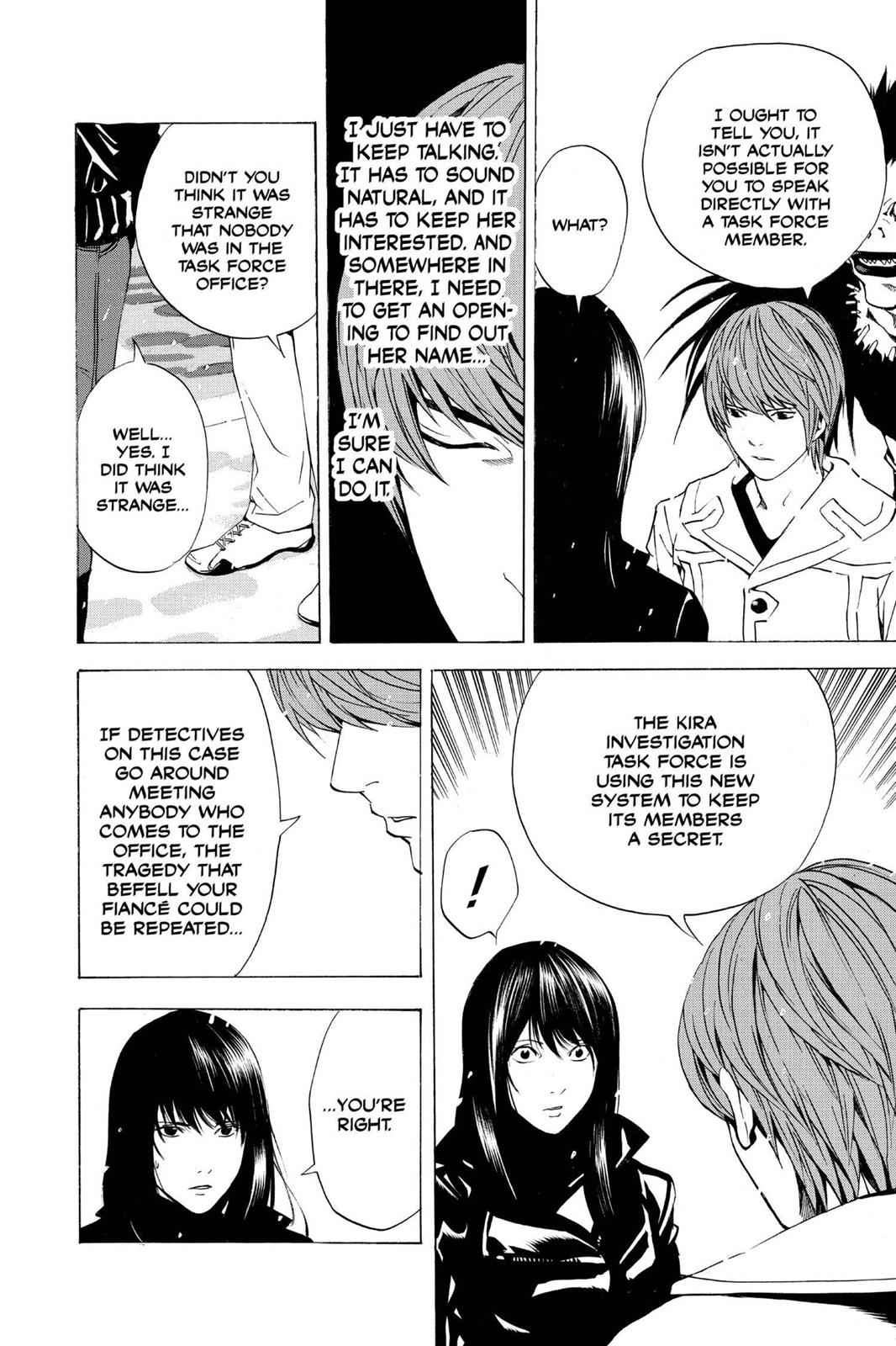 Death Note Chapter 14 Page 6